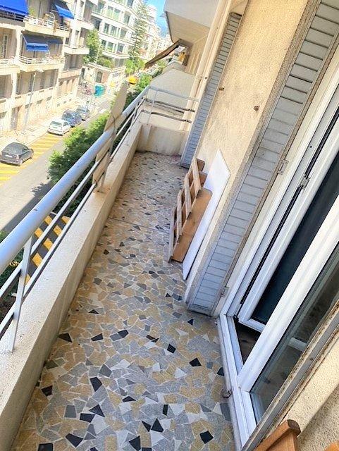 Quartier Fleurs, 3P 60m² + 2 balcons