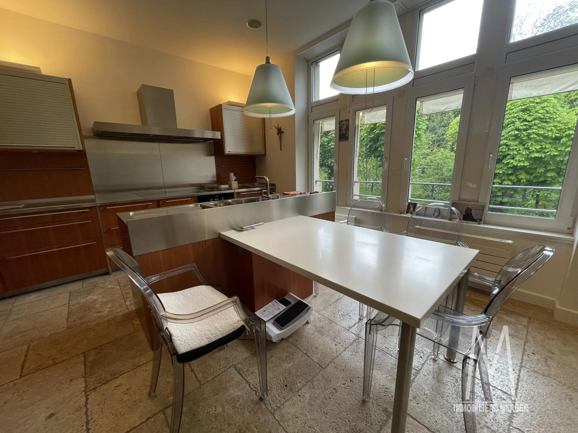 Appartement 5P Contades
