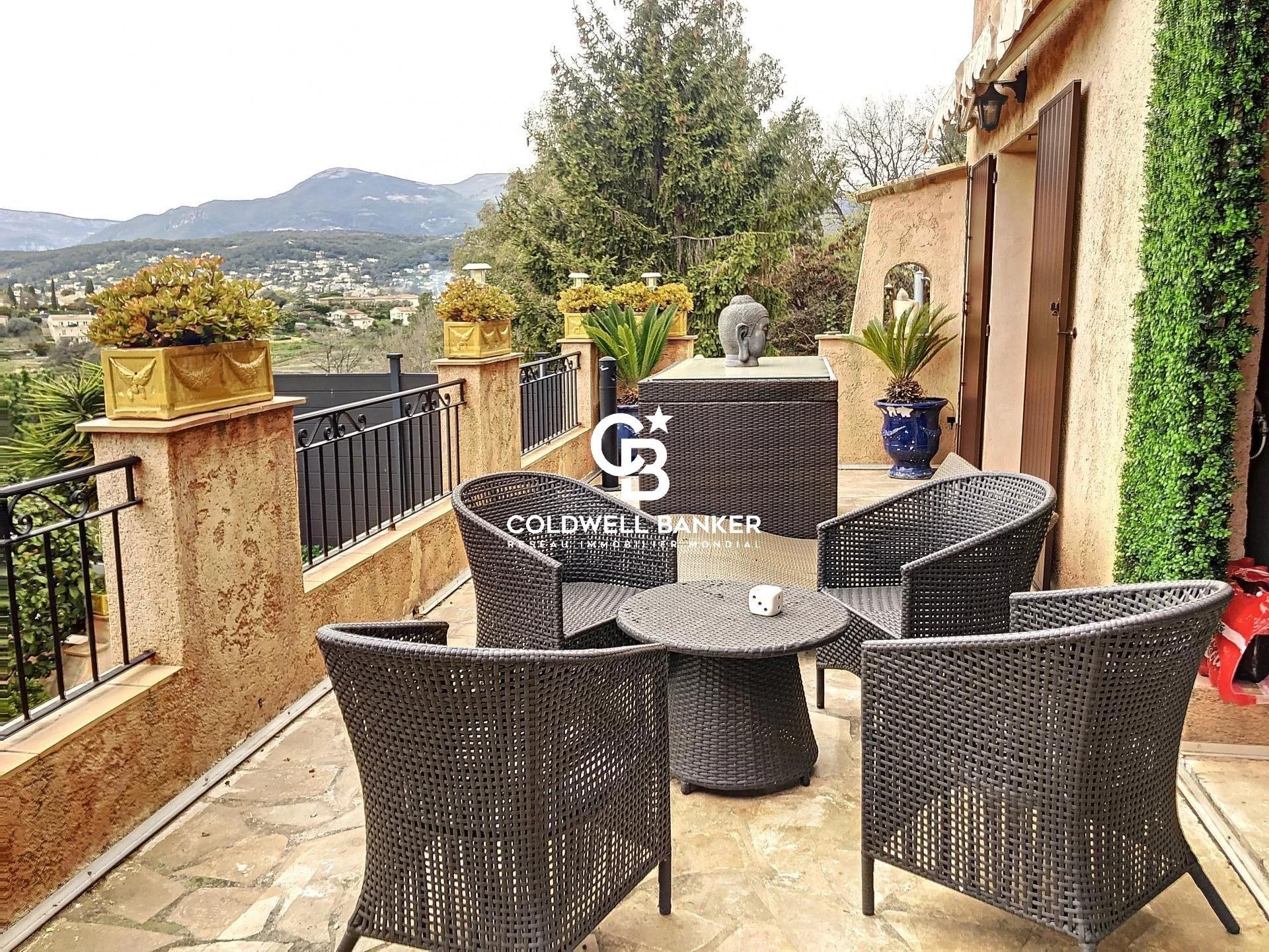 Beautiful Villa on land in SAINT PAUL DE VENCE