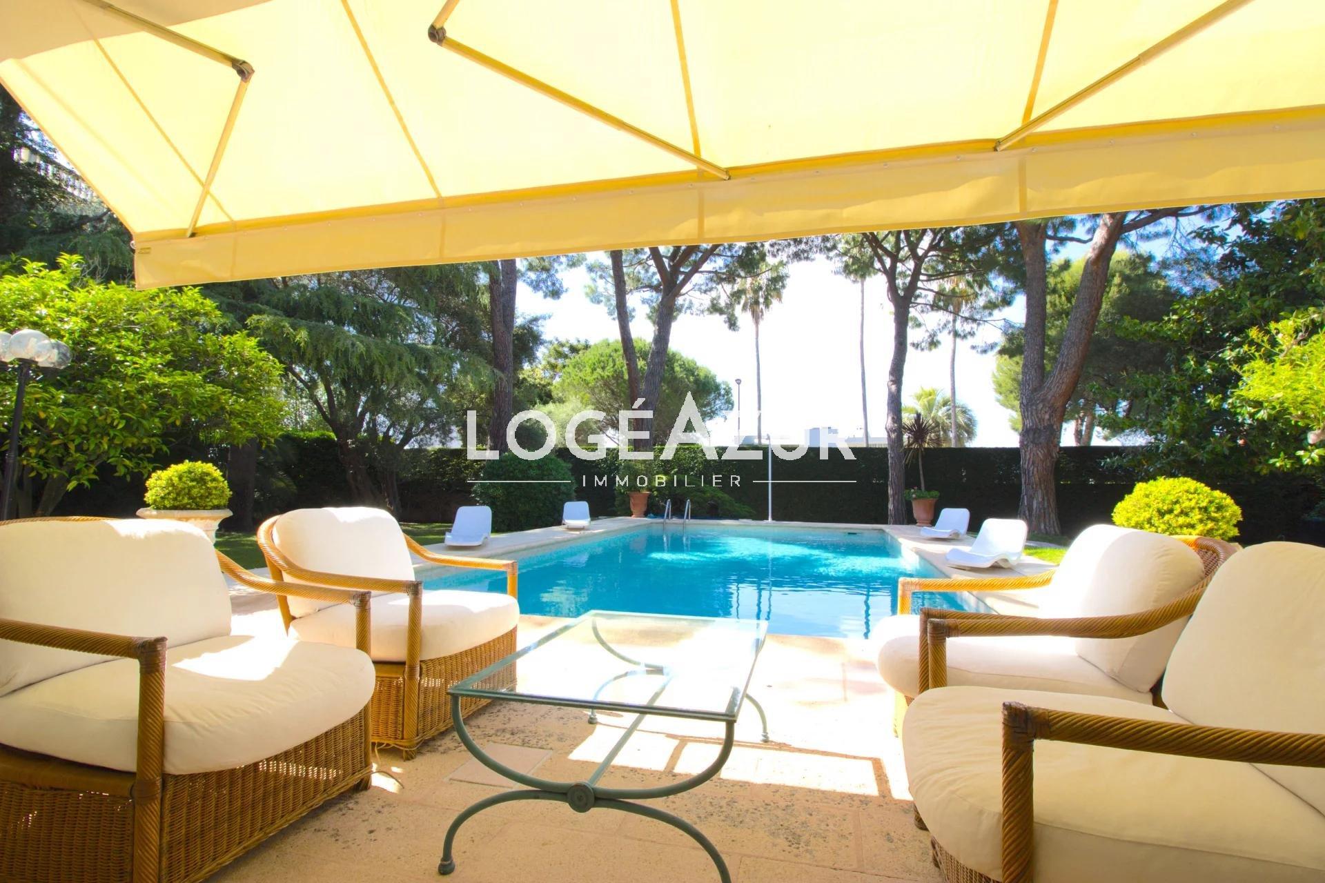 Seasonal rental Villa Antibes Cap-d'Antibes
