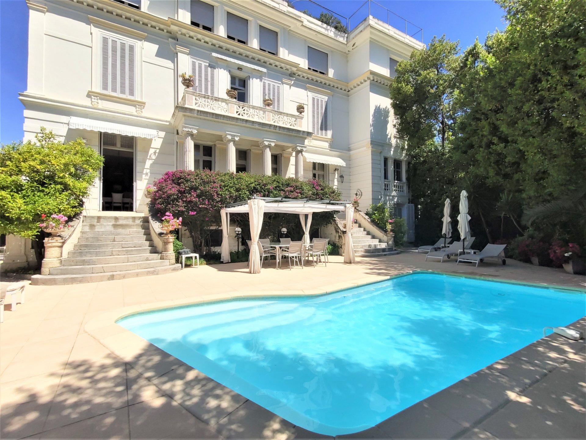 Affitto stagionale Appartamento in villa - Cannes Pointe Croisette