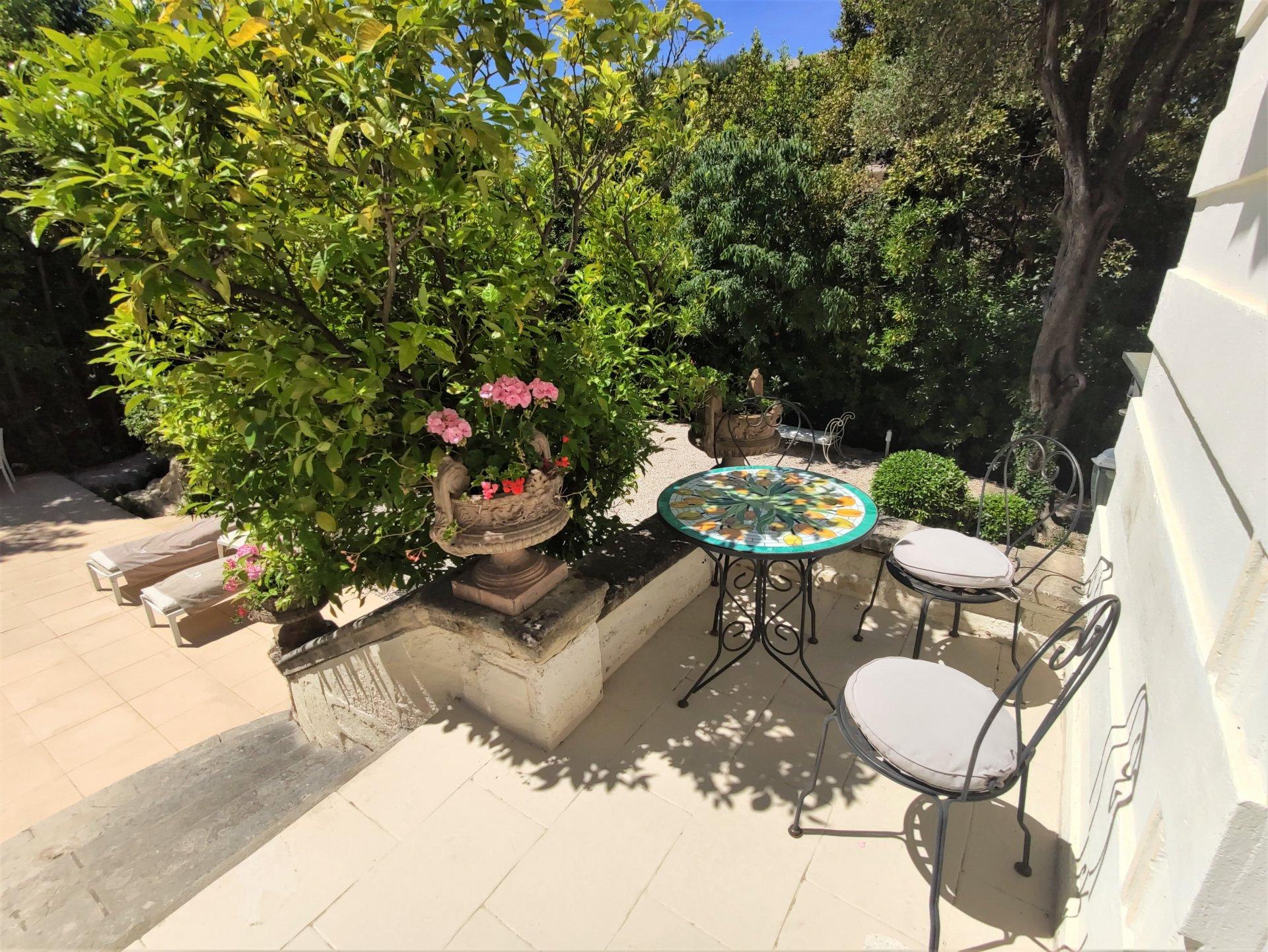 Сезонная аренда Апартаменты-вилла - Канны (Cannes) Pointe Croisette