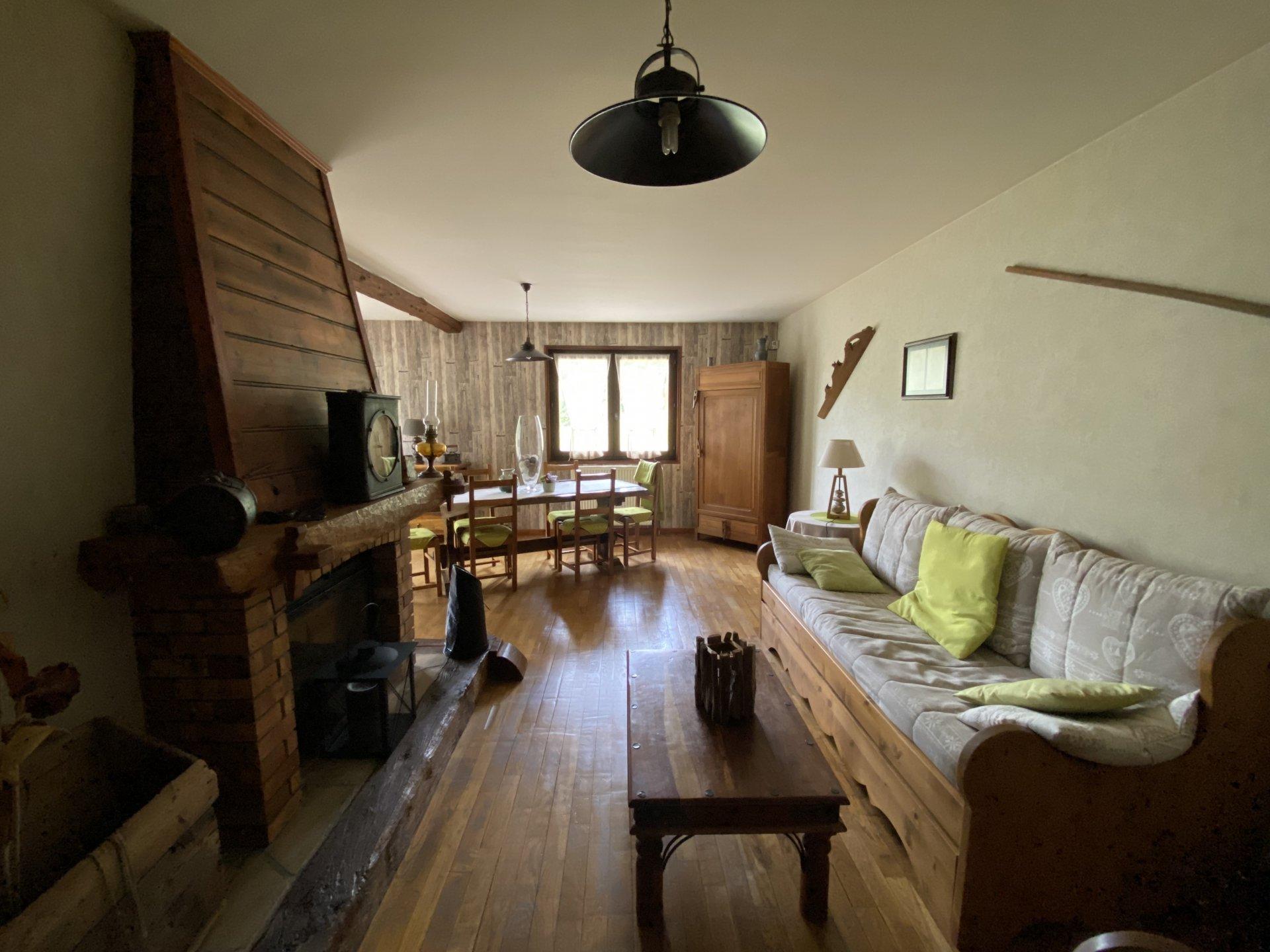 Maison individuelle à Bioge