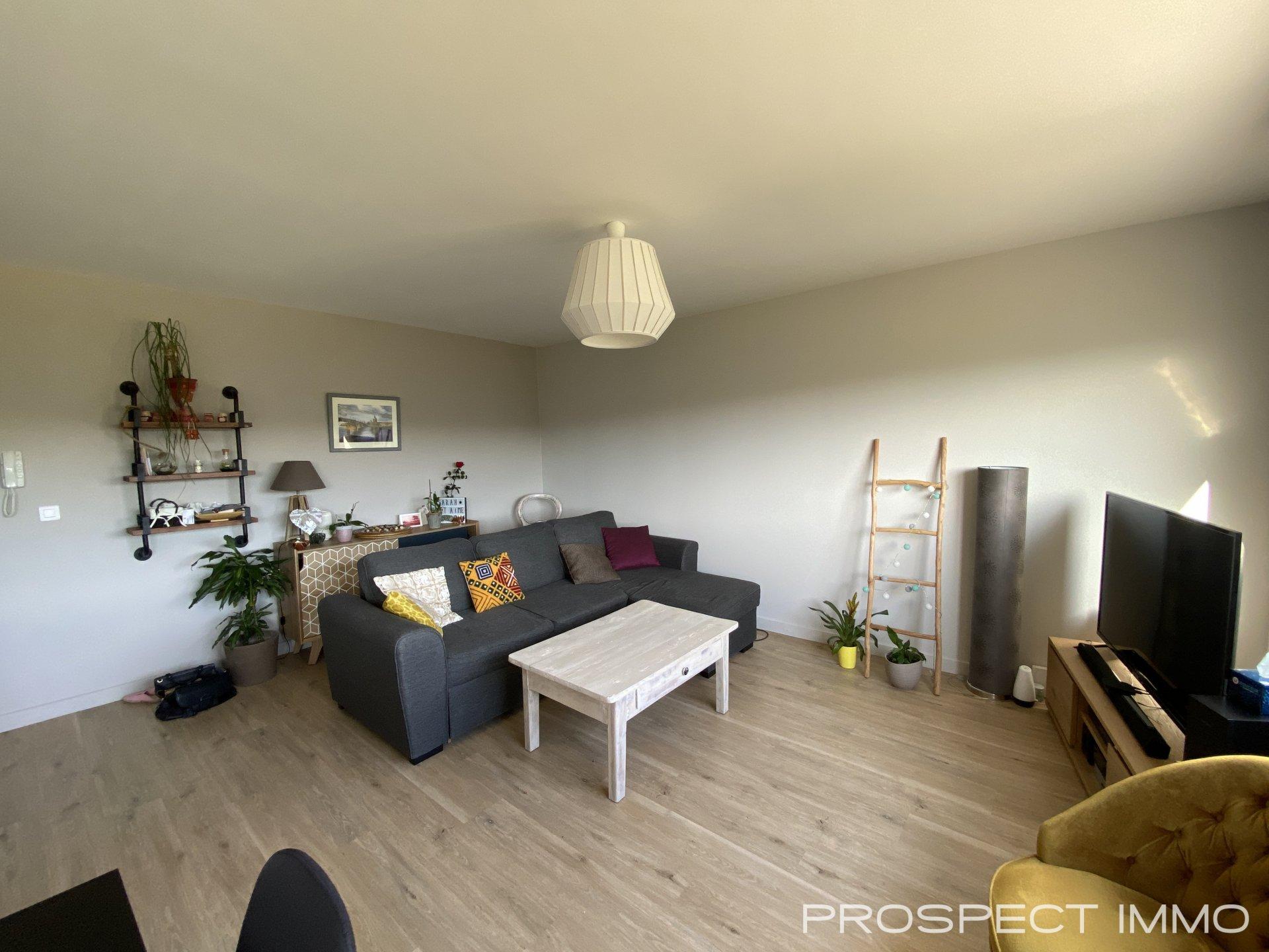 Appartement neuf de type 3 avec garage et cave