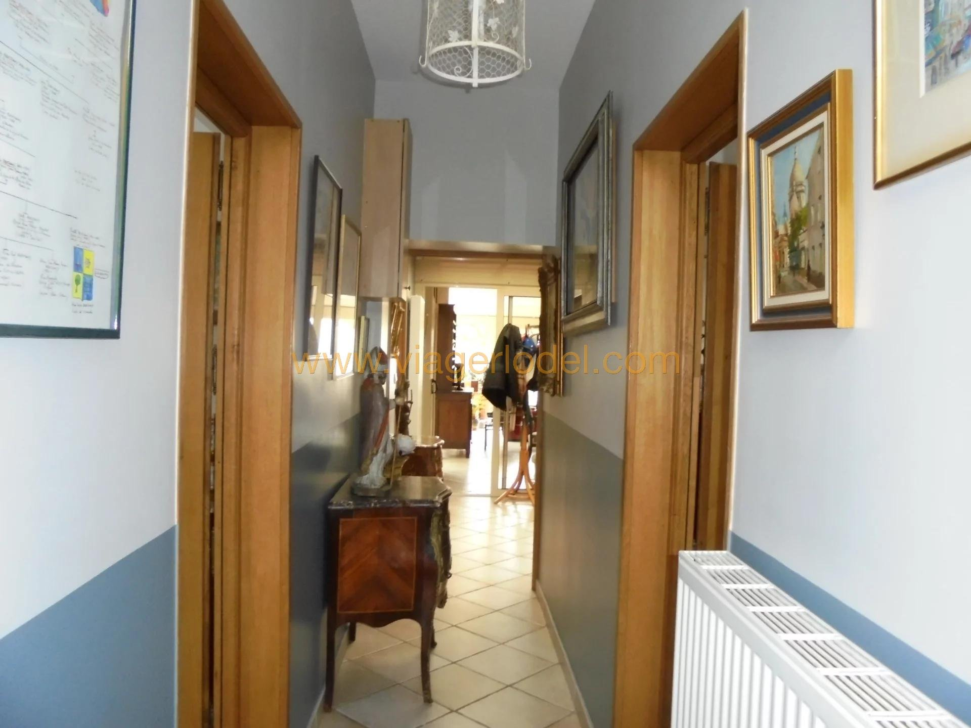 Ref.: 8271 - LIFE ANNUITY - OCCUPIED HOUSE - CAMBRAI (59)