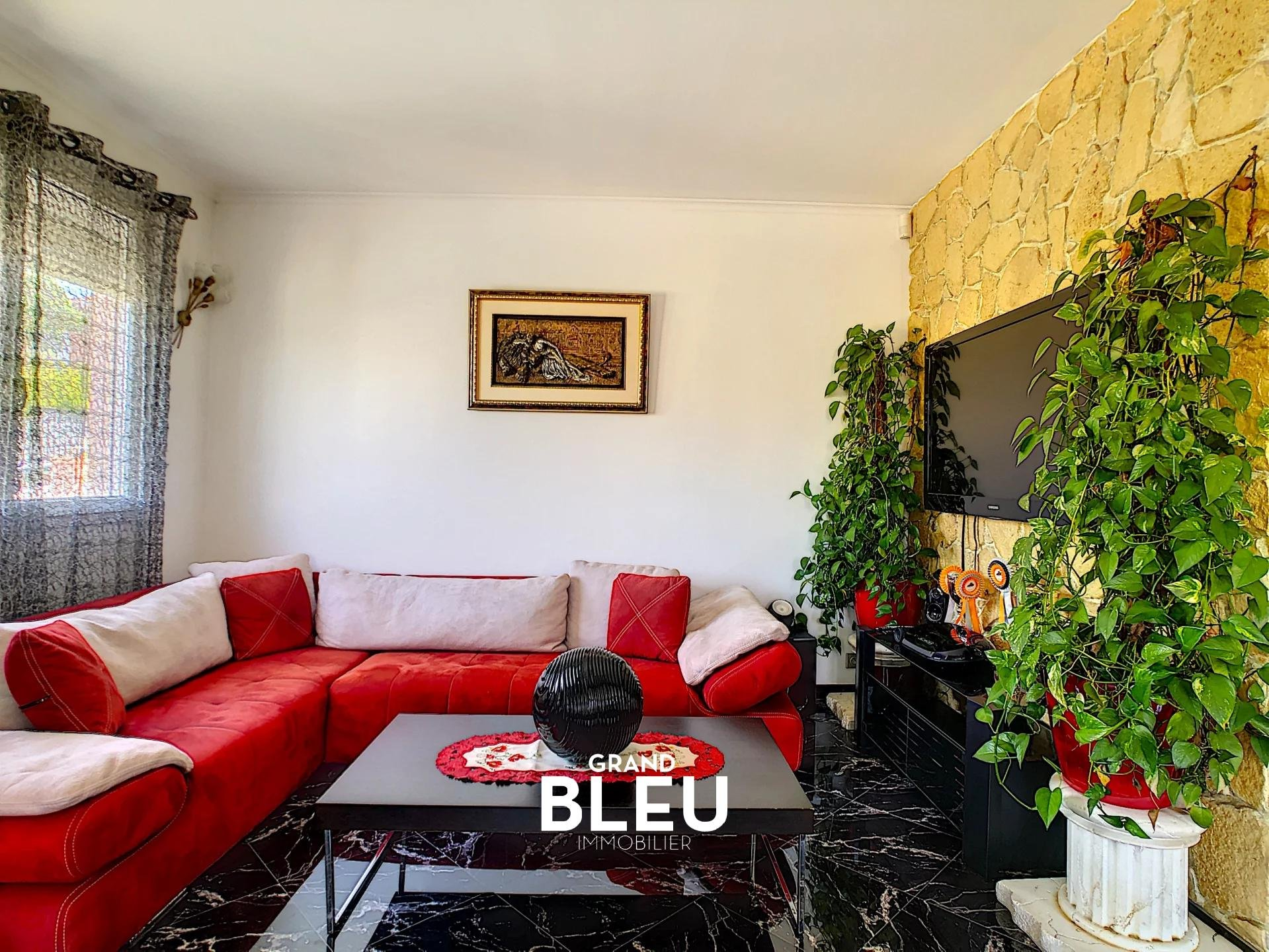 Mont Boron - Family villa in perfect condition with swimming pool