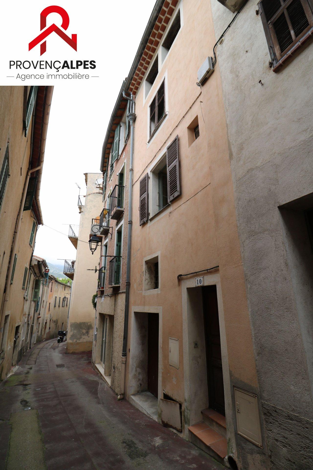 Vente Maison de village - Contes