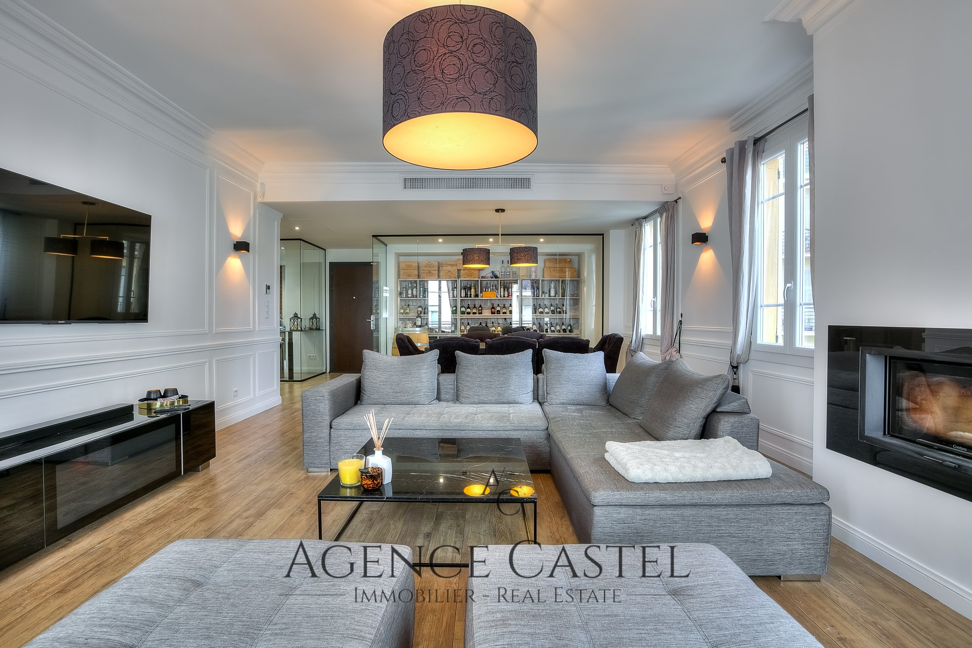 NICE MUSICIENS - SUPERB TWO BEDROOMS PENTHOUSE