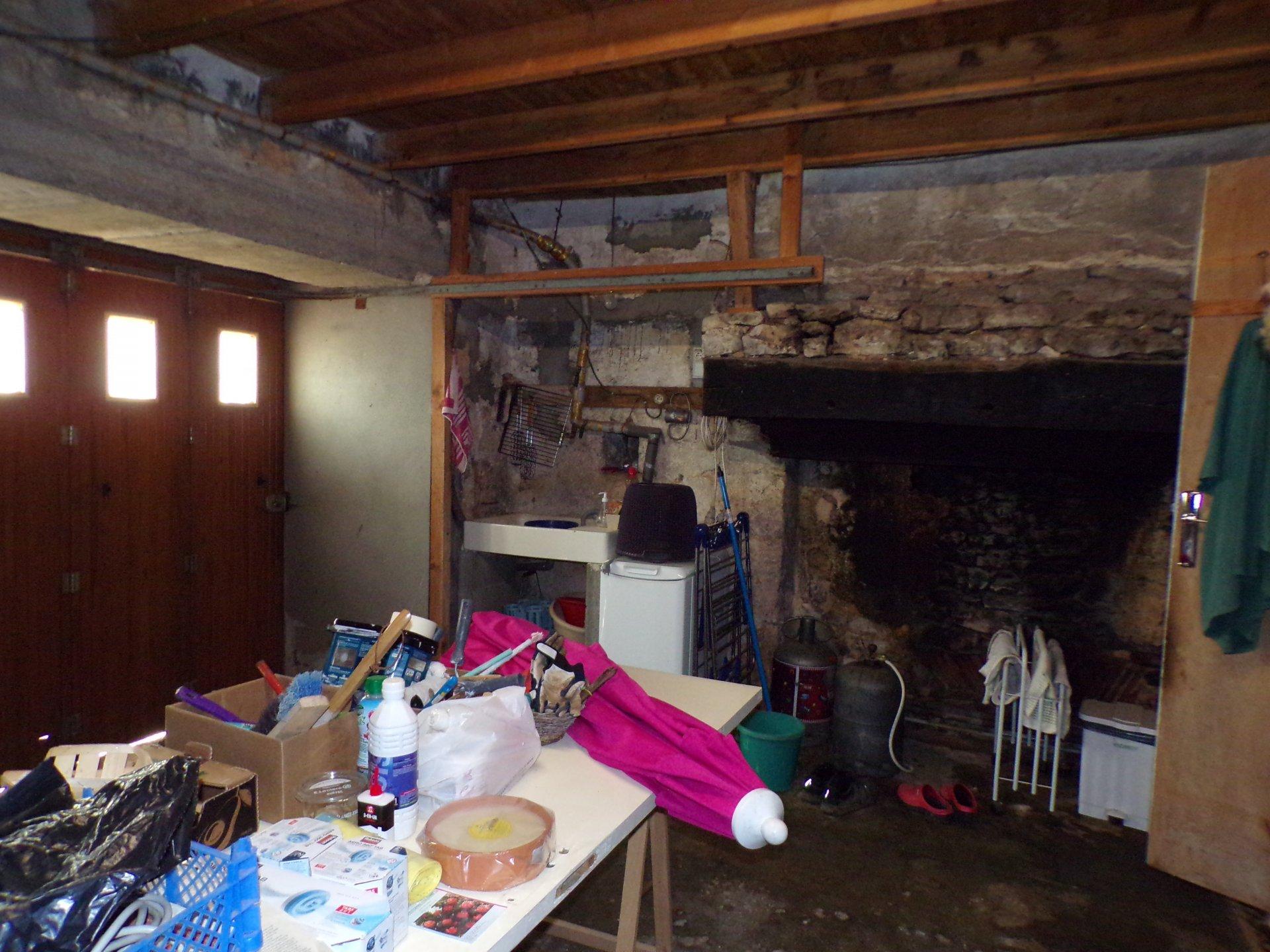 Maison de village à 5mn de Ruffec