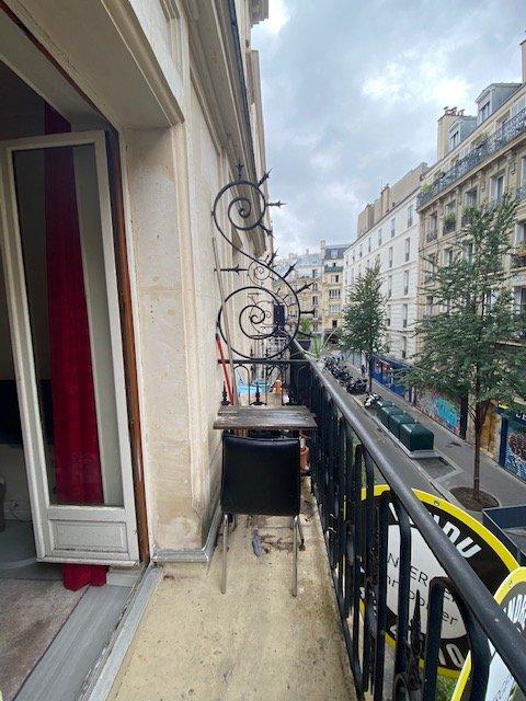 Paris 75010 Métro Jacques Bonsergent