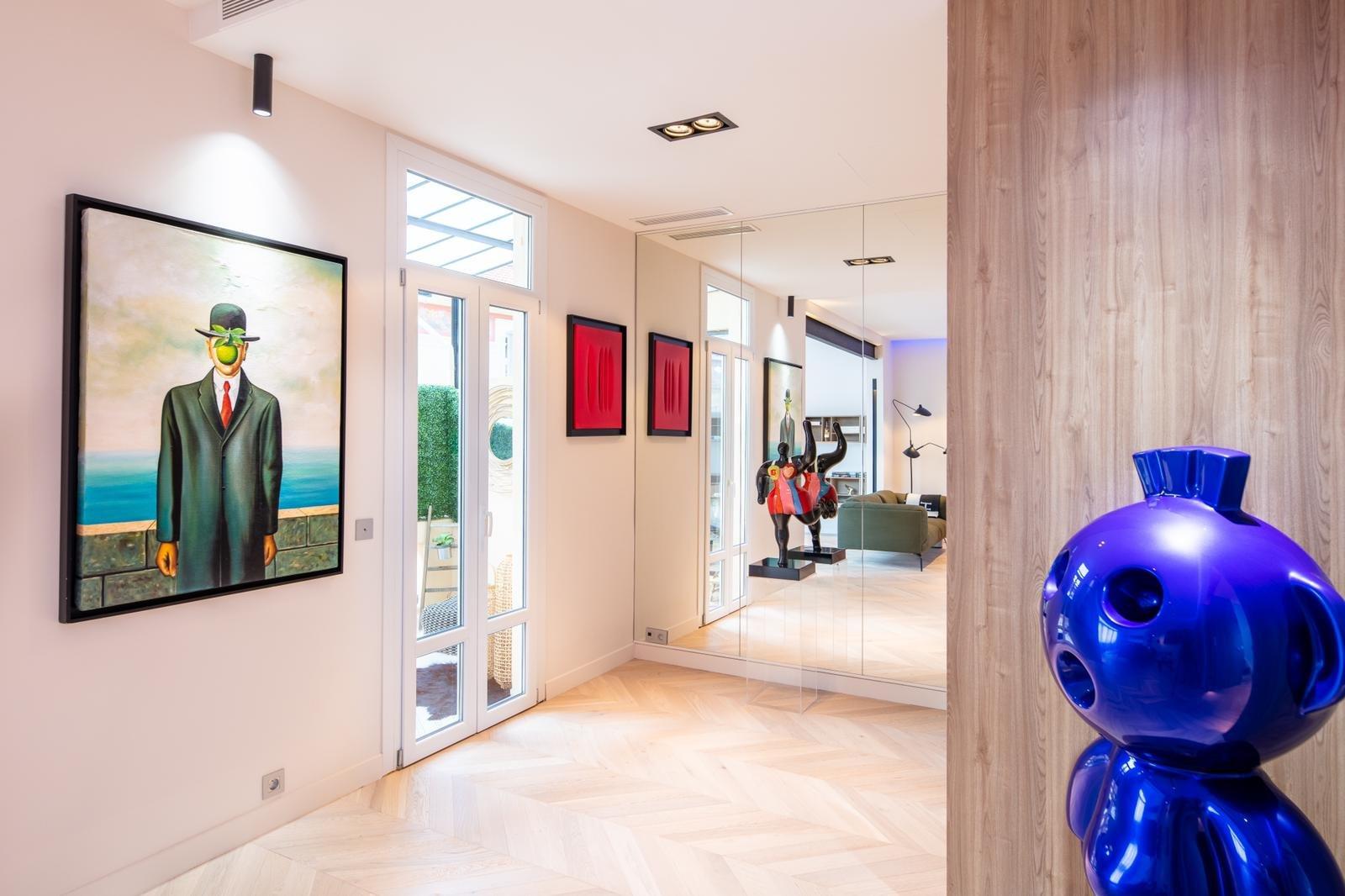 Rental Apartment - Beausoleil Centre
