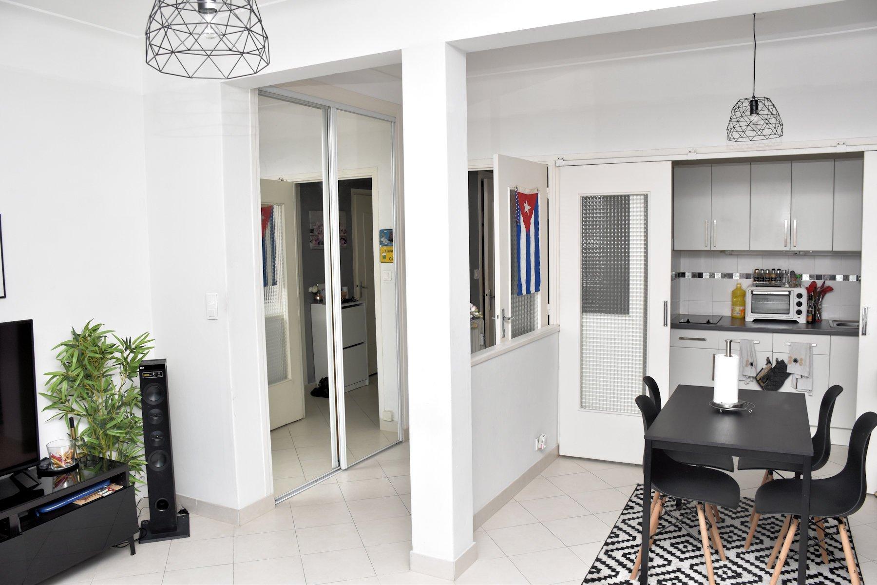 Studio 35 m² Nice Californie / Promenade des Anglais