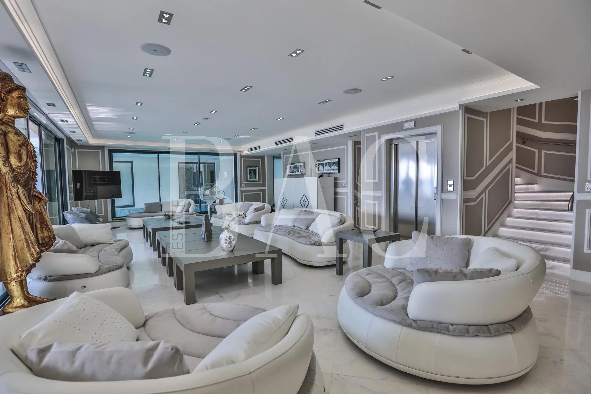 Villa d'exception à Cannes