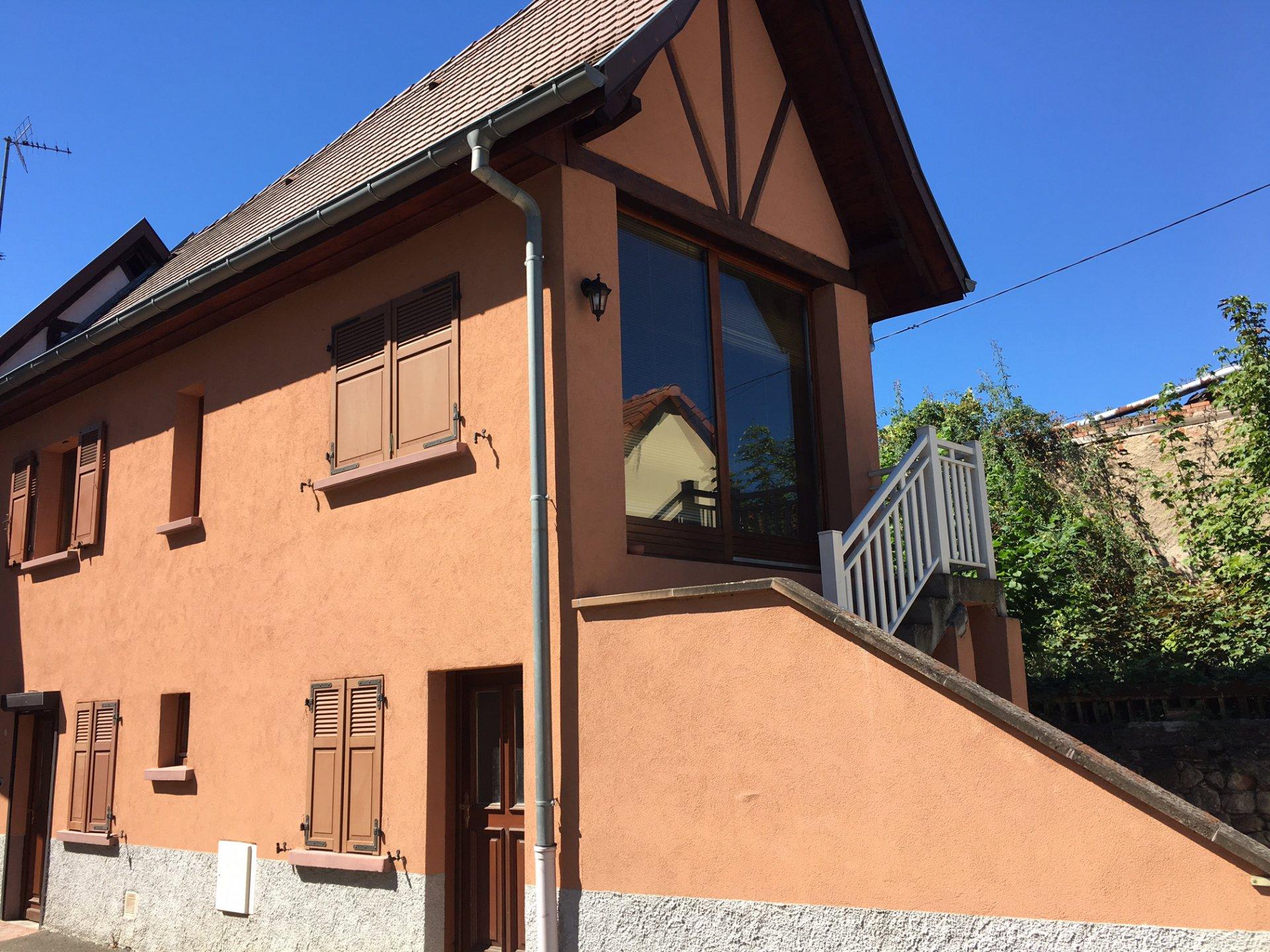 Plan maison atypique simple le volume de la maison inclus for Maison atypique 94