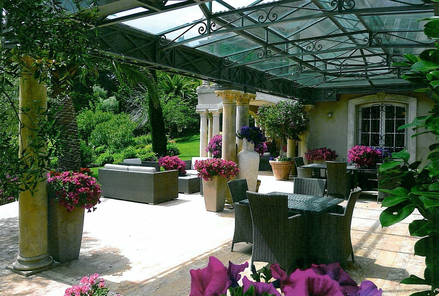FLEURIERE PARADISE Cannes Californie