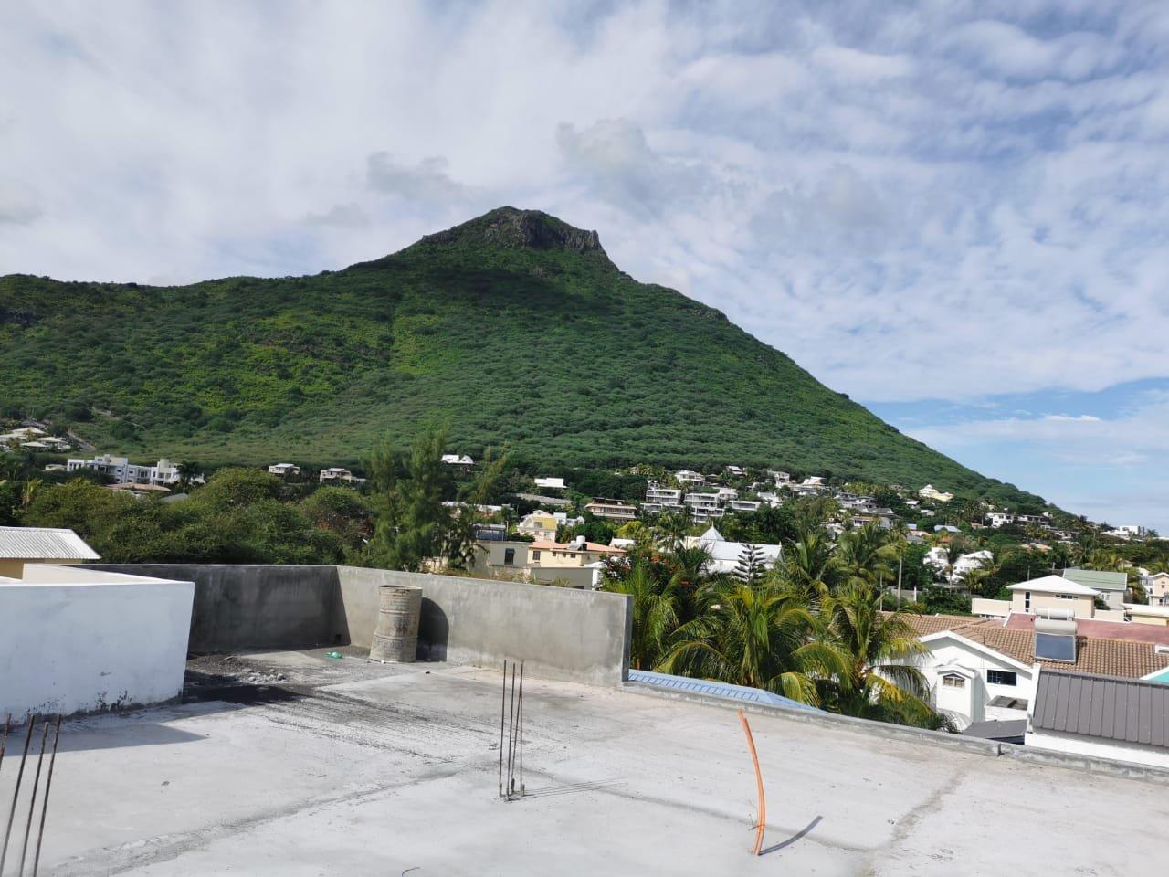 Penthouse vue mer avec rooftop privé