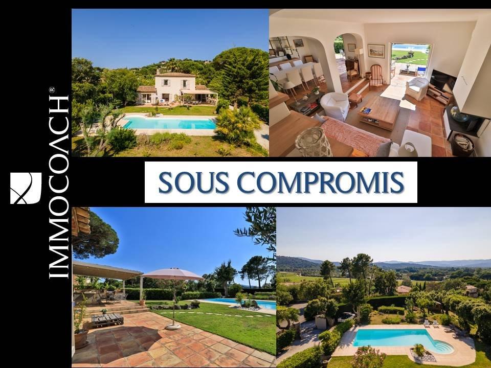 EXCLUSIVITE -Villa de charme avec piscine proche de Saint-Tropez