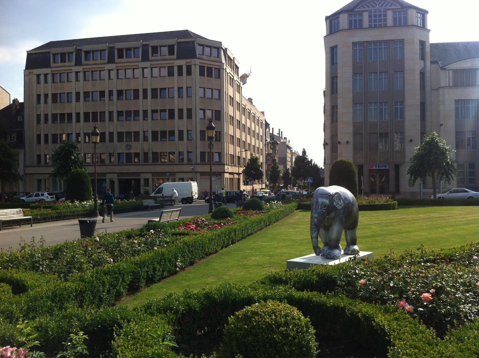 Vermietung Wohnung - Luxembourg Gare - Luxemburg
