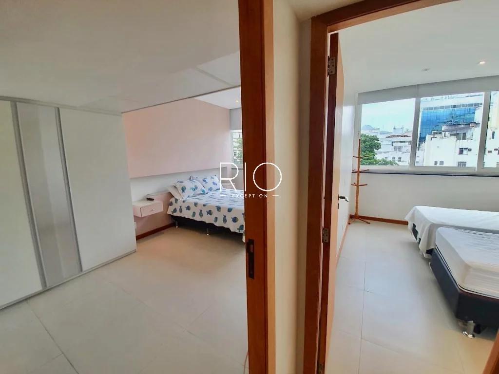 Copacabana, magnifique appartement duplex, 129m2, 3 chambres.