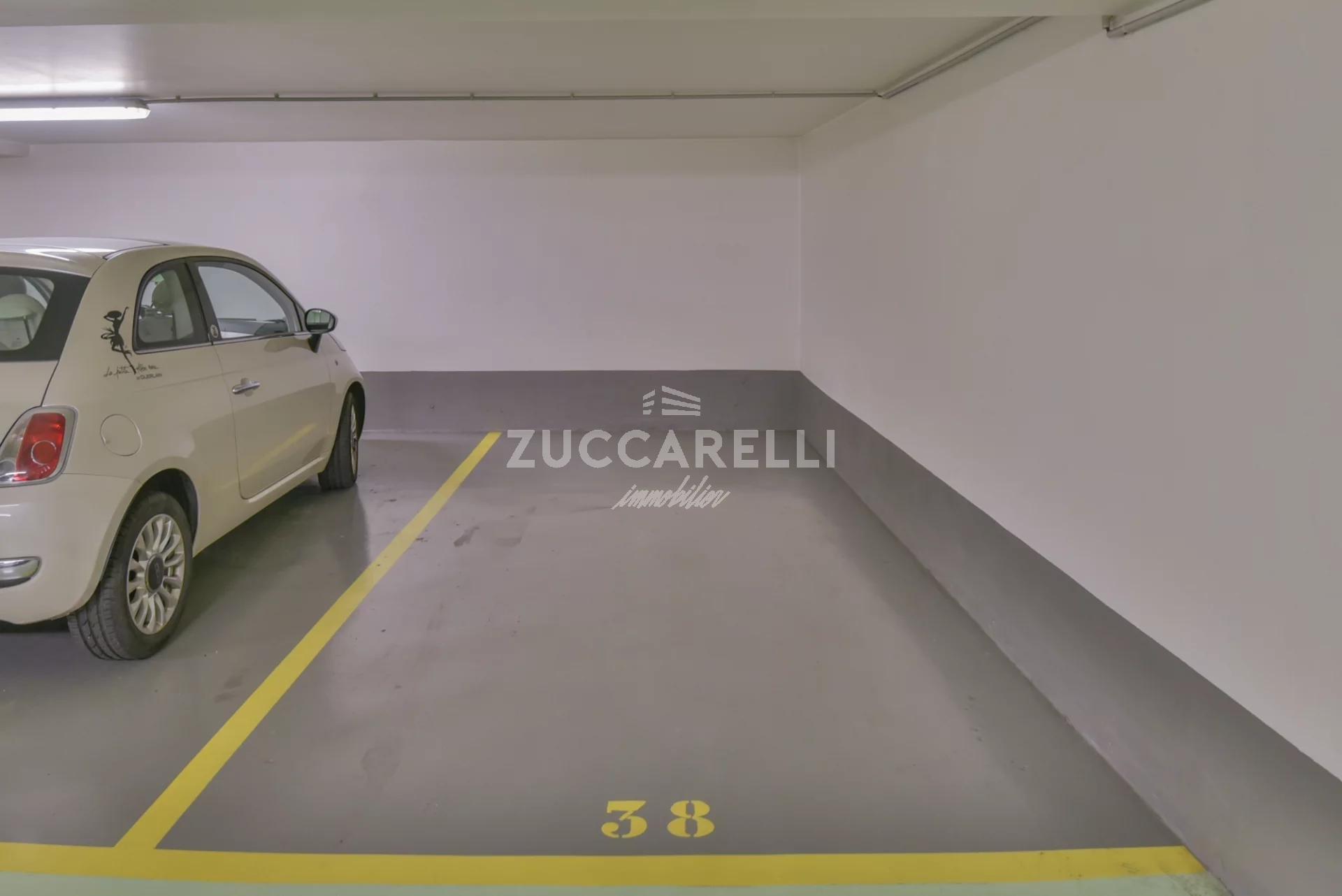 Parking N°38 Nice Carré d'or