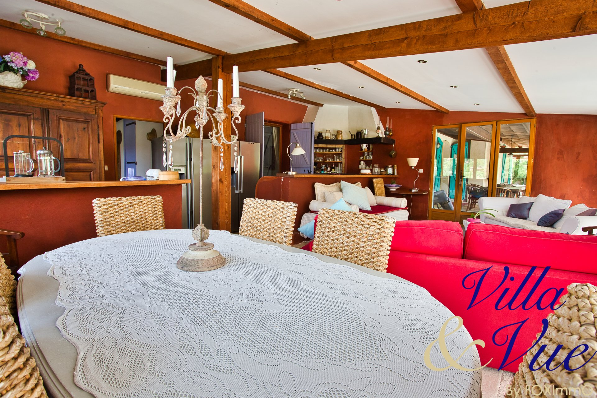 For sale large family villa ideal for investment or bed and breakfast