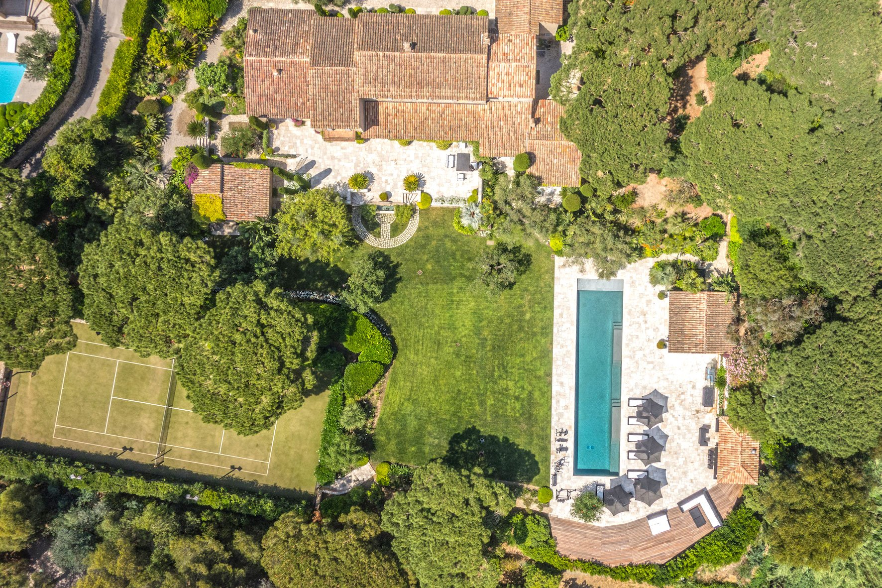 Domaine de La Capilla - Superbe propriété à louer