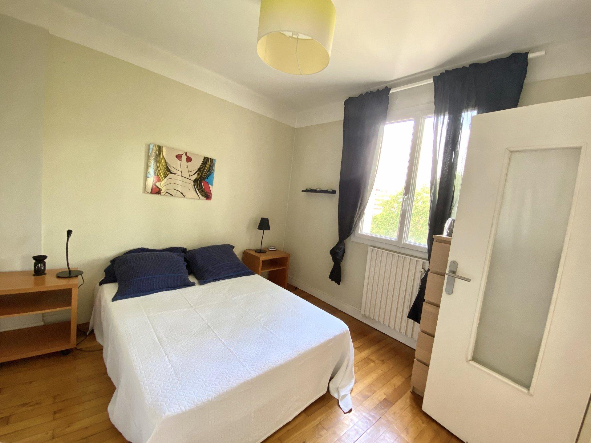 Appartement T3 de 65m2 avec balcons - Grand Rond / Port Saint-Sauveur