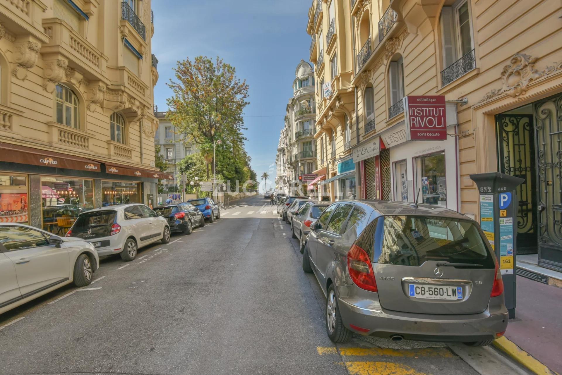 Parking N°45 Nice carré d'or