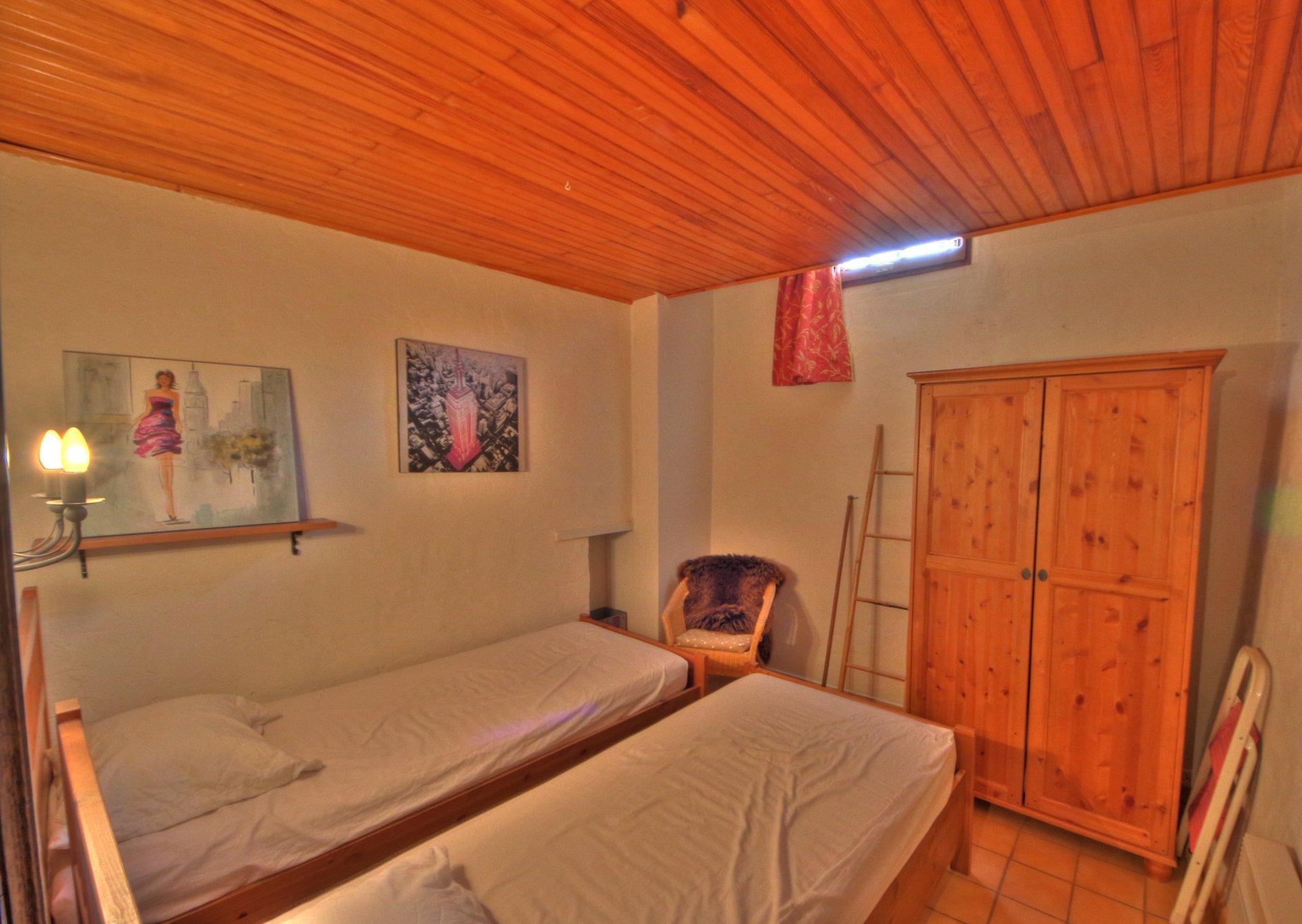 Third bedroom on the ground floor