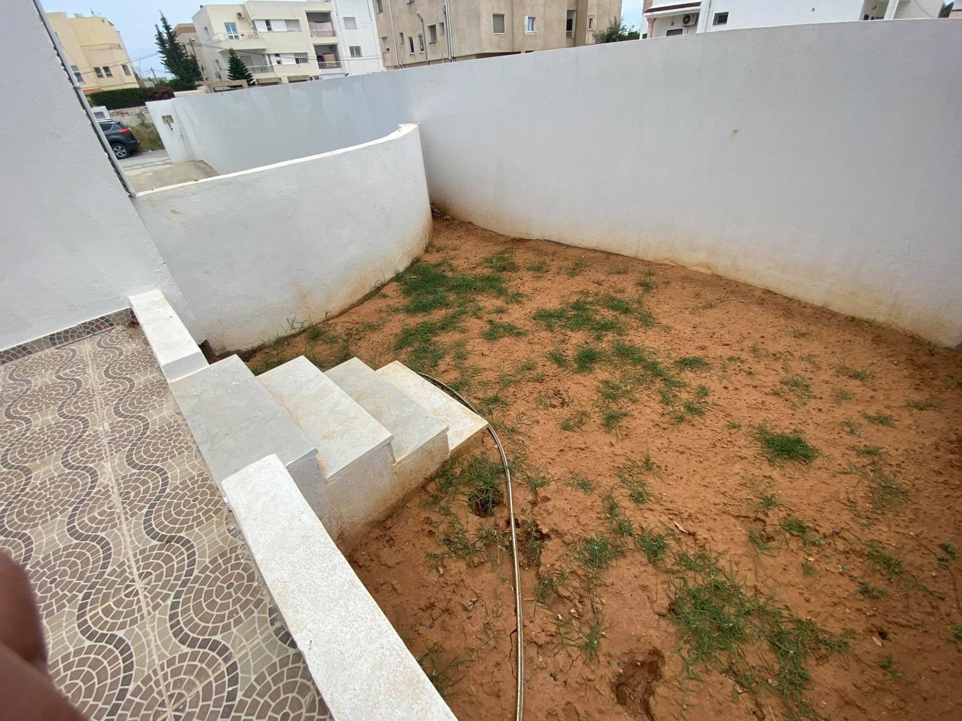 Location s+2 avec jardin aux jardins de Carthage
