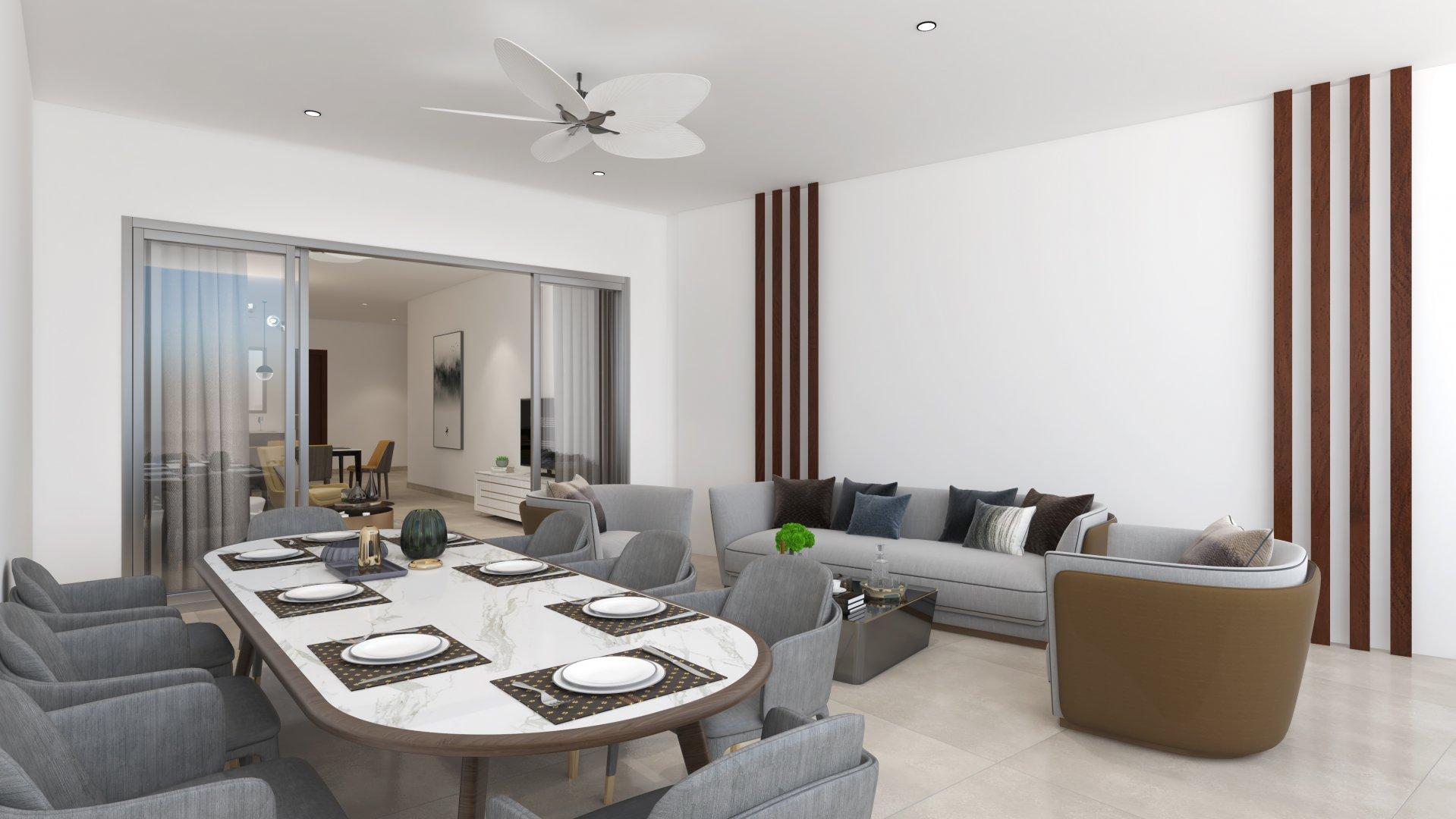 Fantastic apartments near all facilities.