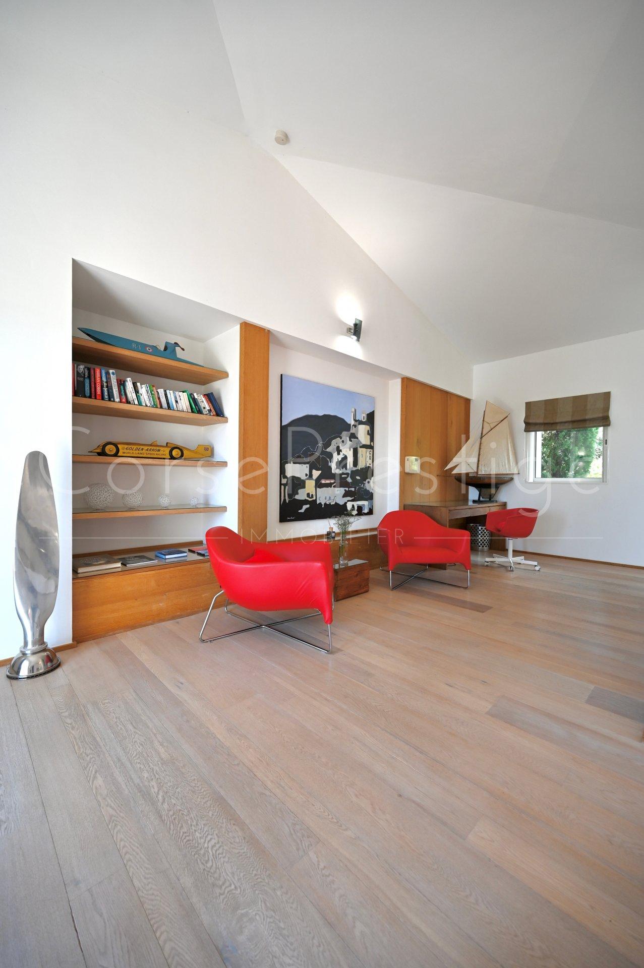 luxury villa for rent in corsica - porto vecchio - palombaggia image9