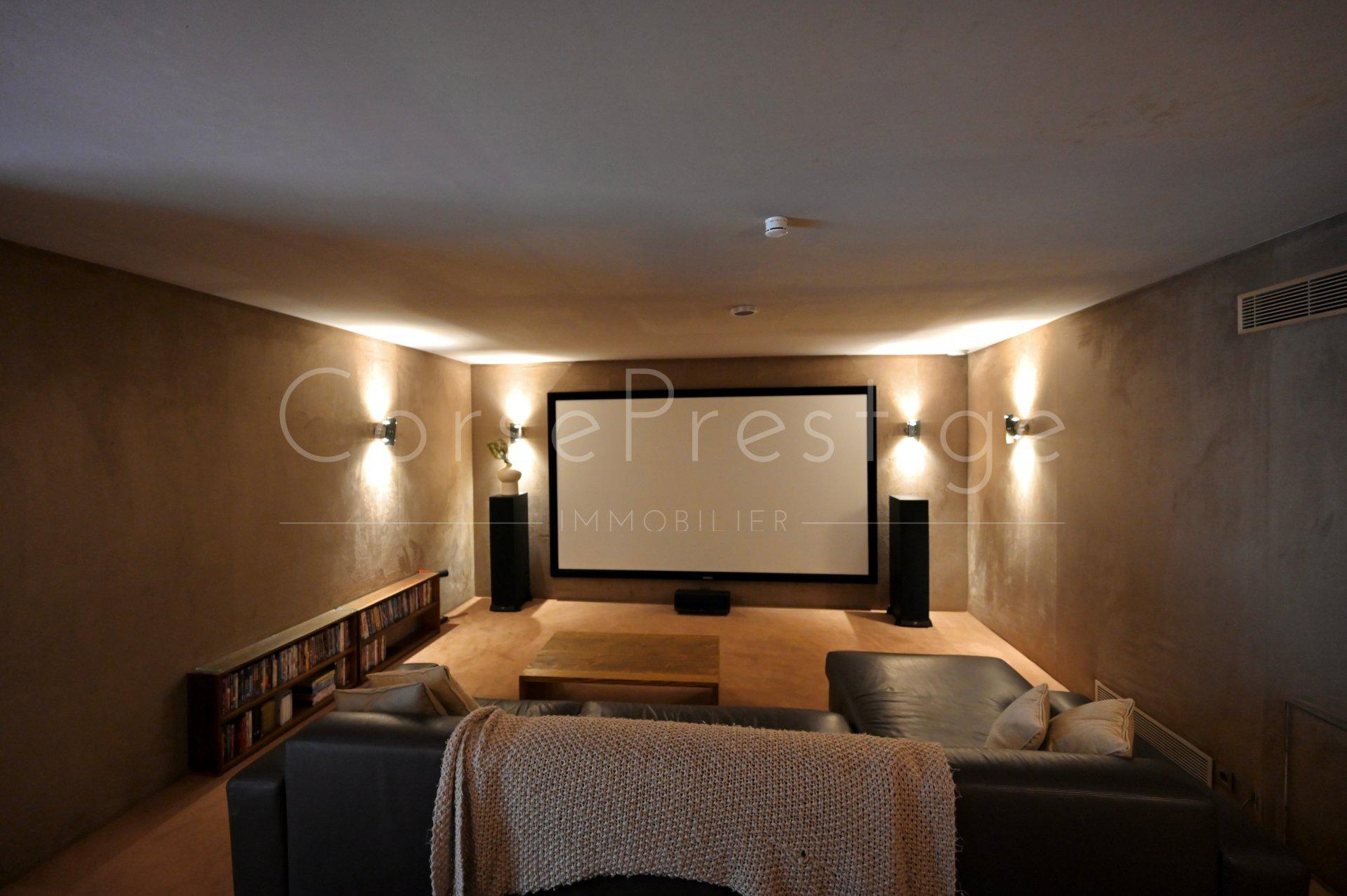 luxury villa for rent in corsica - porto vecchio - palombaggia image11