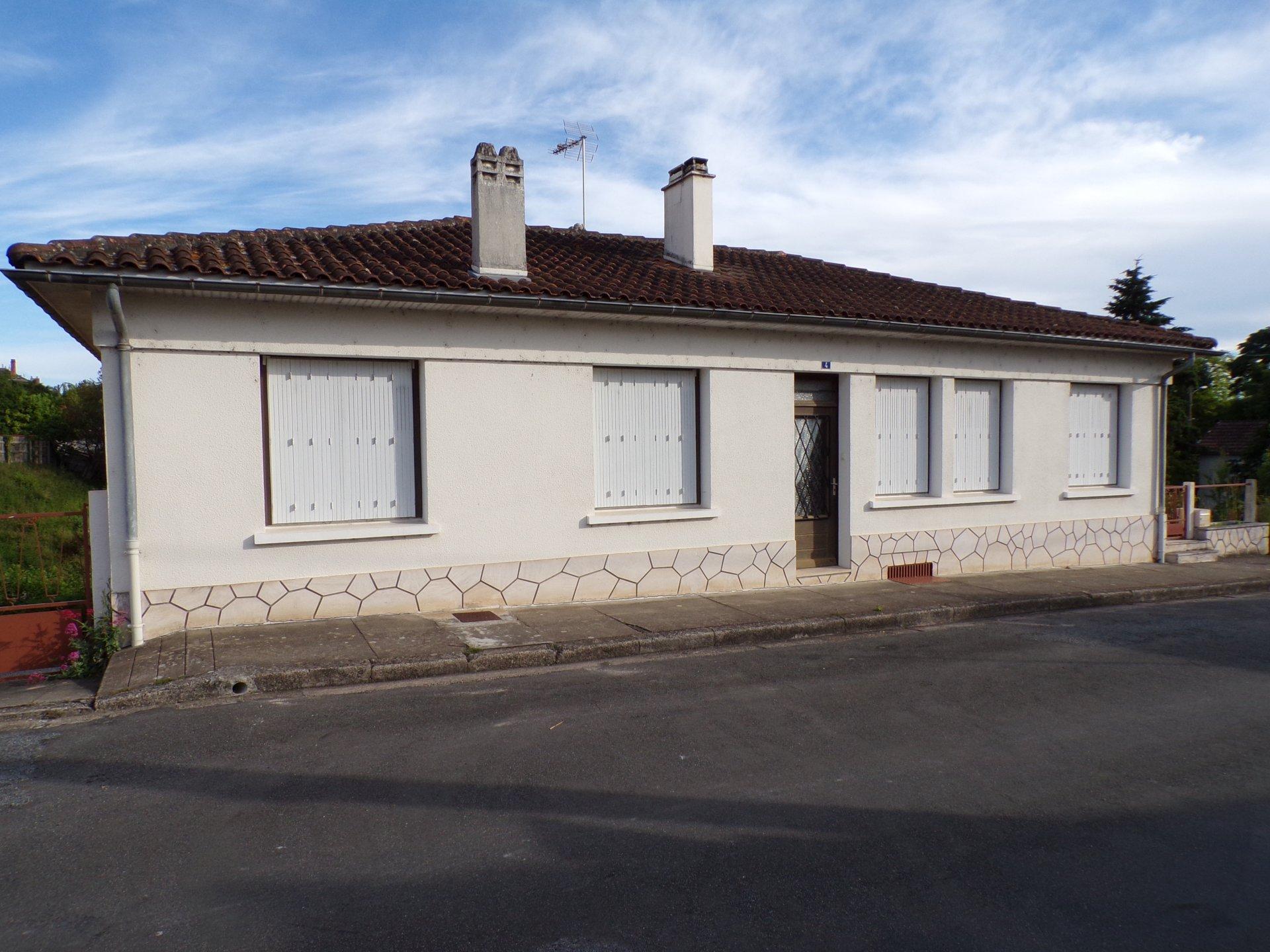 Maison de ville à Ruffec