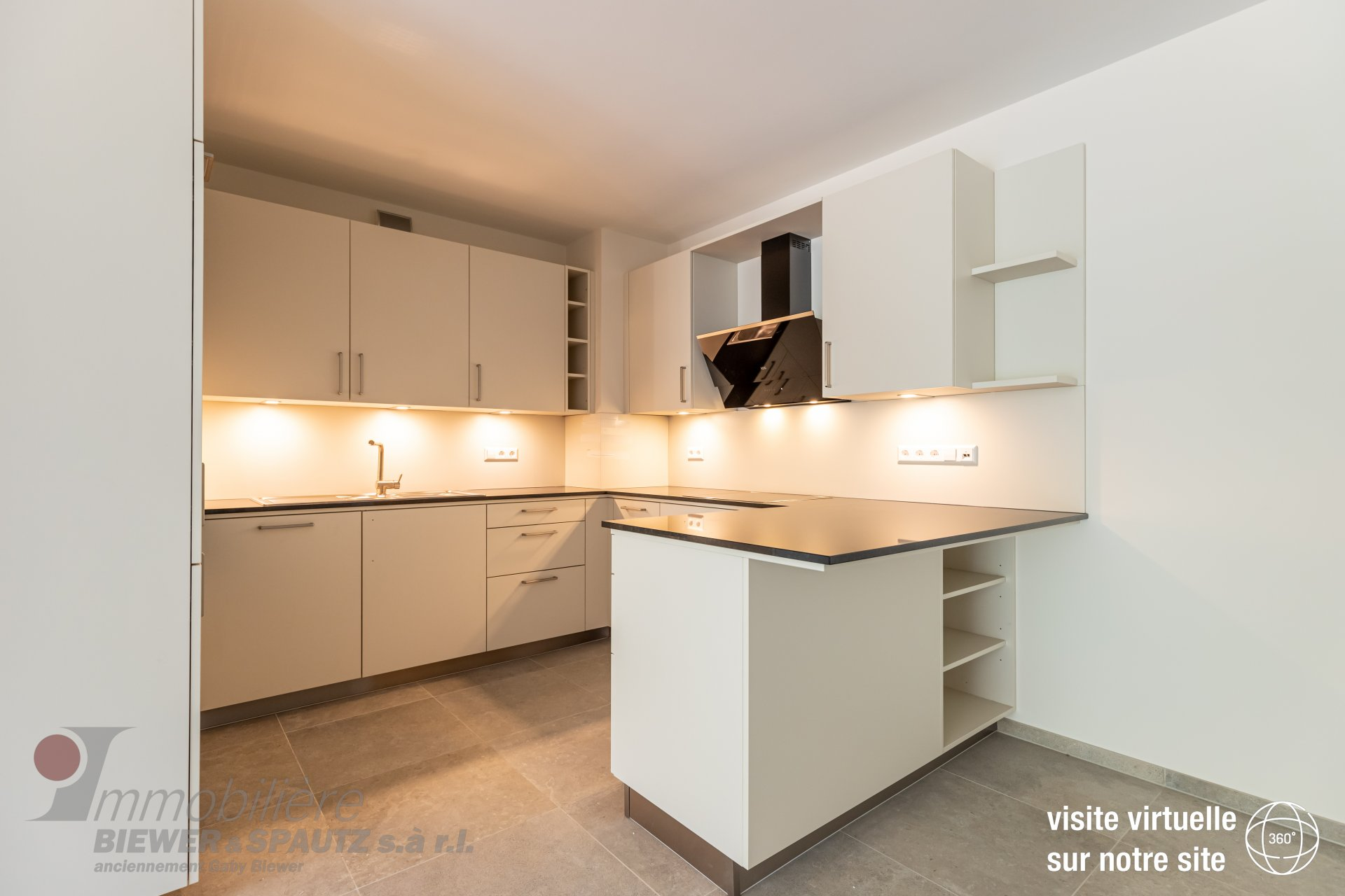 ZU VERMIETEN - Wohnung mit 2 Schlafzimmern in Echternach