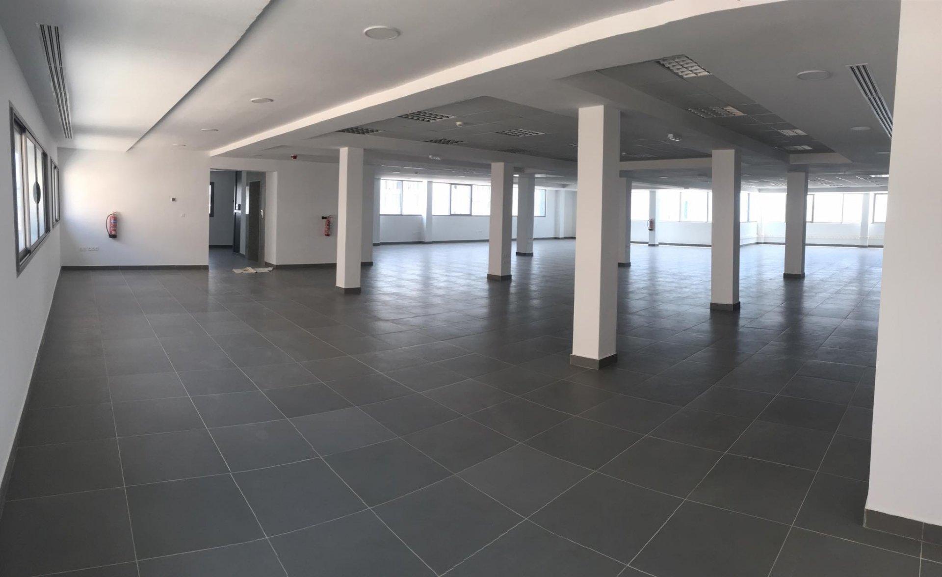 Location Immeuble de bureaux 1750 m² au Lac 3