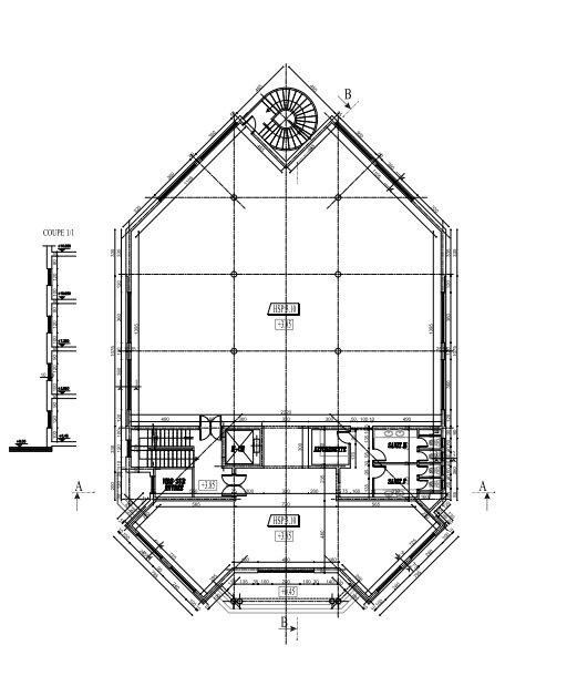 LOCATION Bureau en Open Space de 700 m² au Lac 3