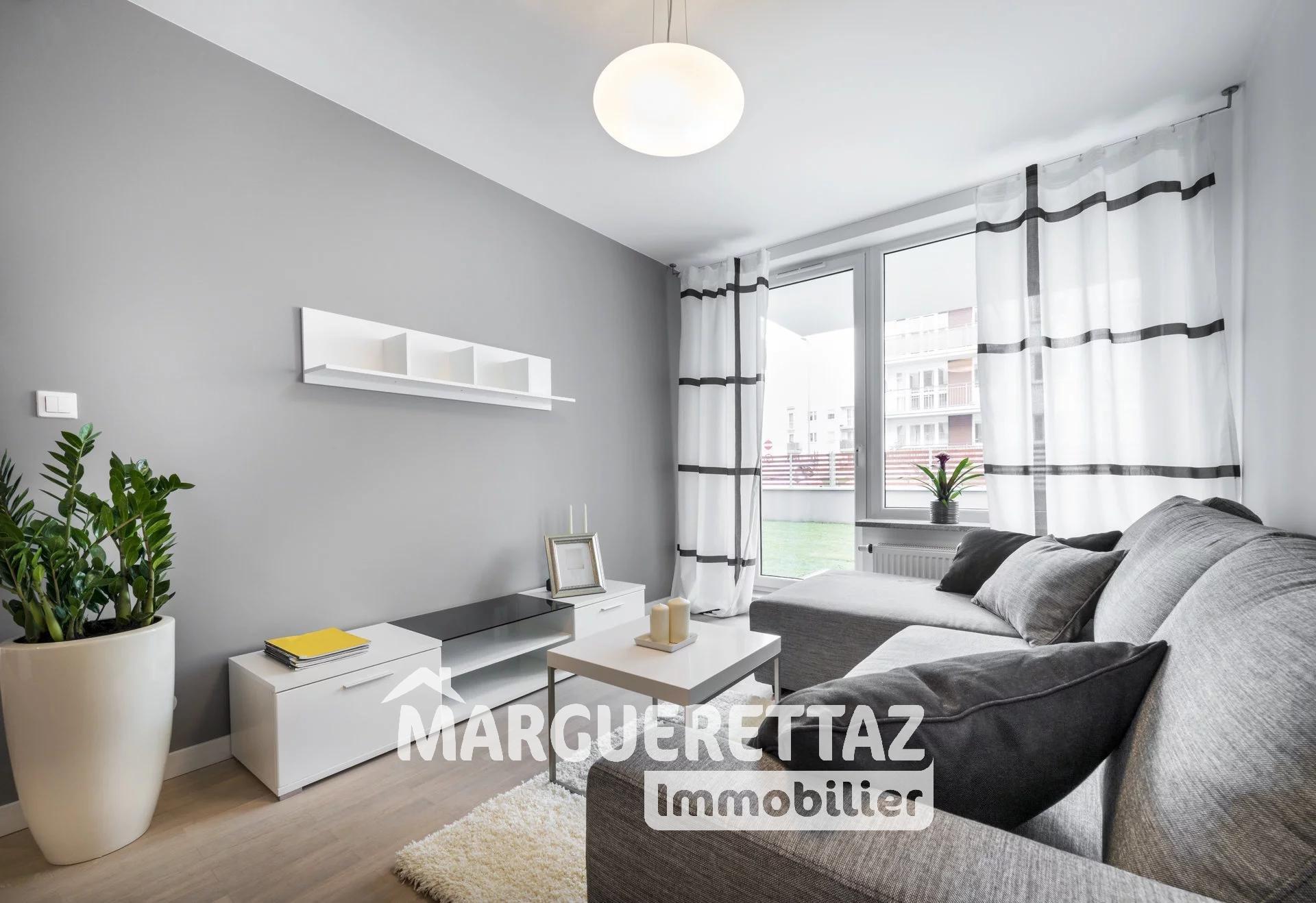 Appartement 3 pièces en Rez-de-chaussée