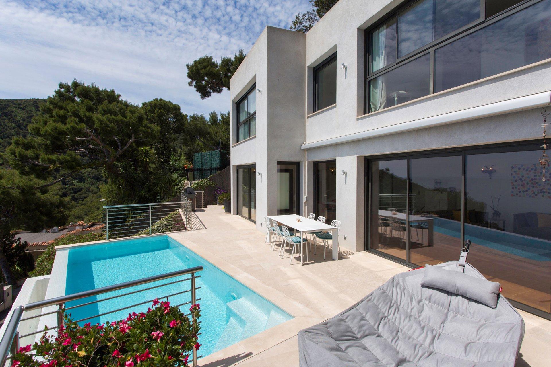 Villa Moderne Eze sur Mer
