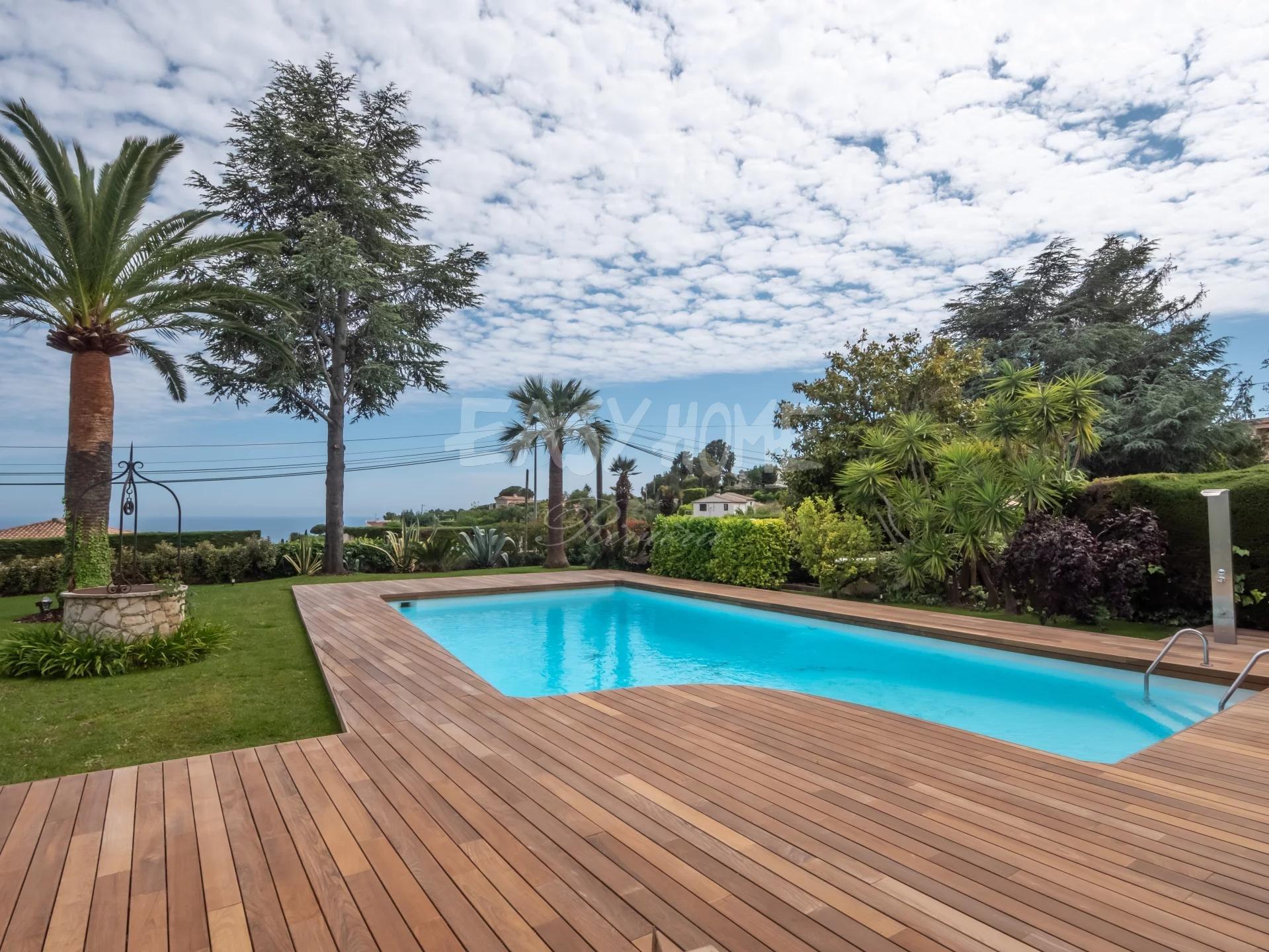 Купля / продажа вилла супер канны панорамный вид на море