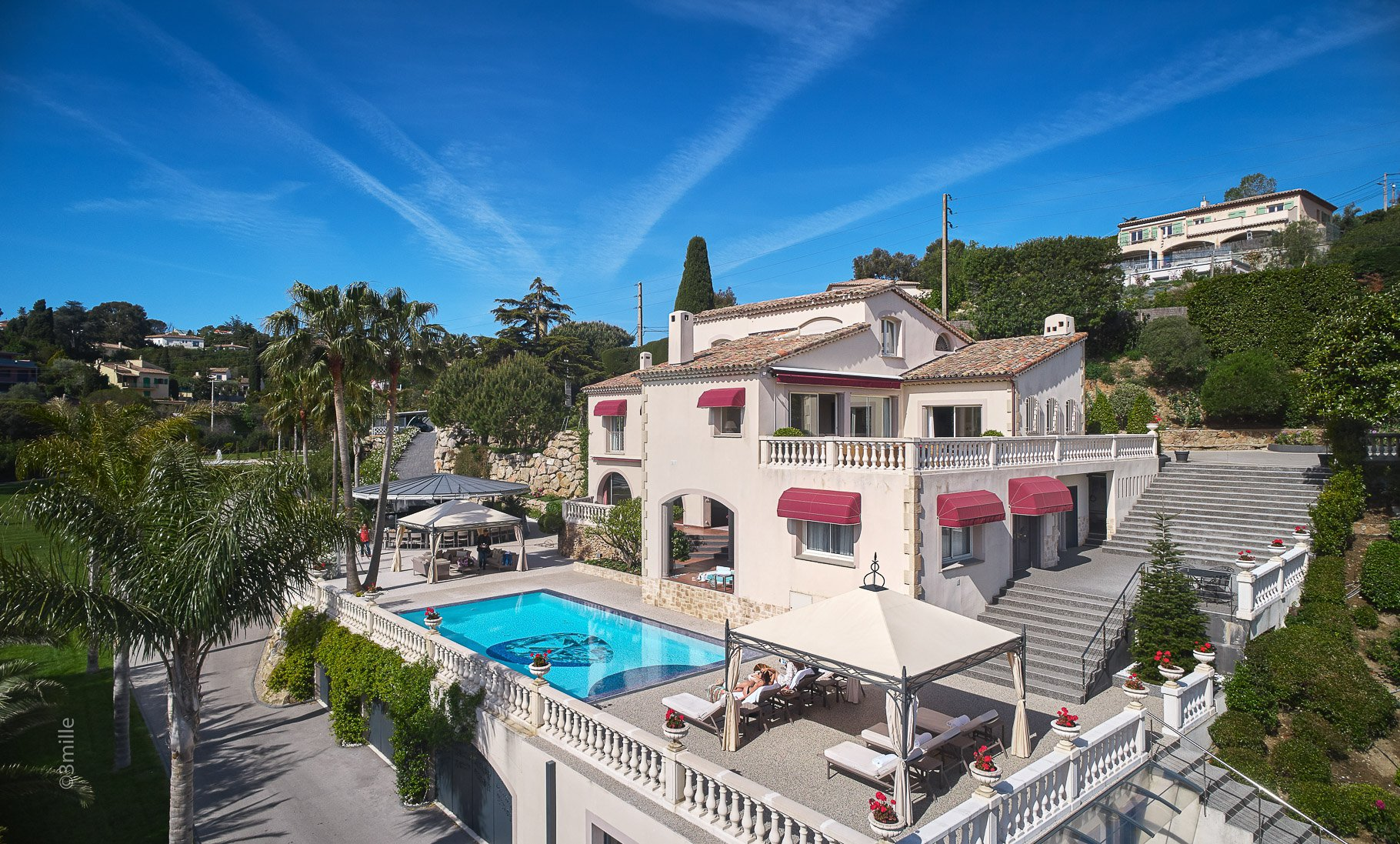 LUXURY VILLA FORE RENT - CANNES