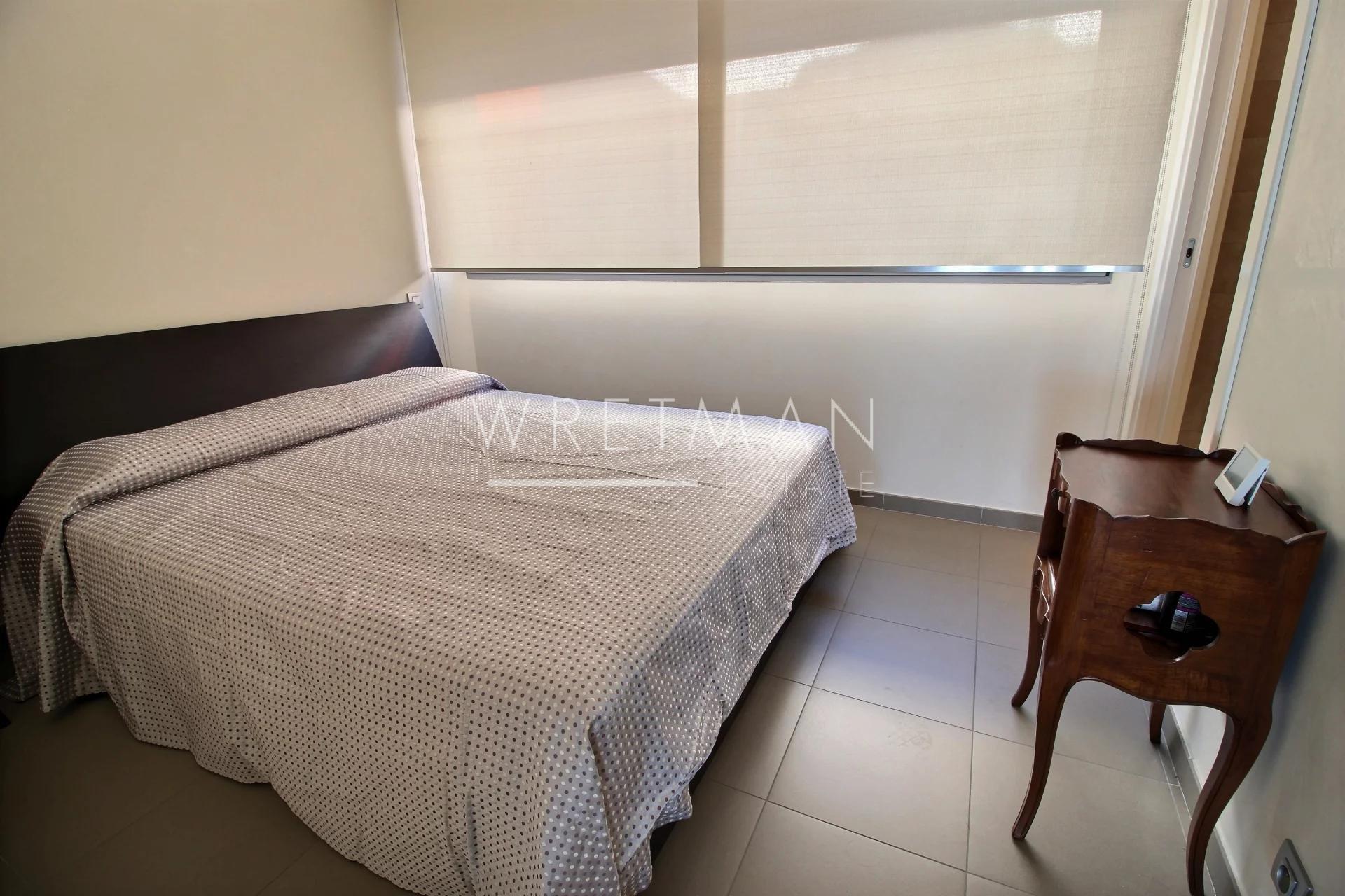 3 - rums lägenhet - Antibes Ilette