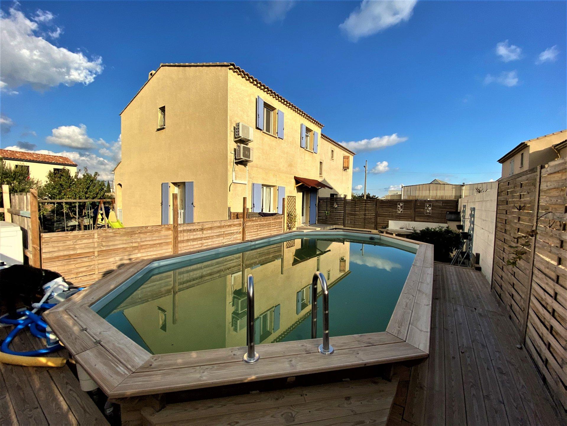Maison T5 avec piscine