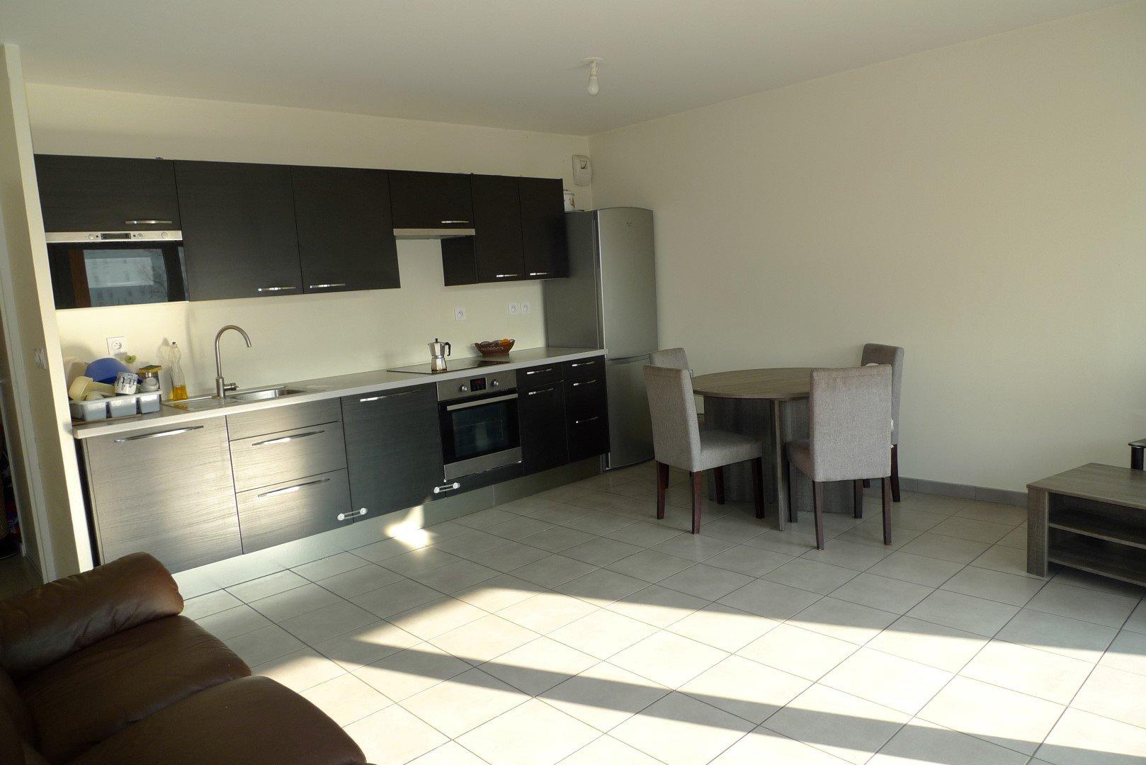 Achat Appartement Surface de 46.49 m², 2 pièces, Saint-Fons (69190)