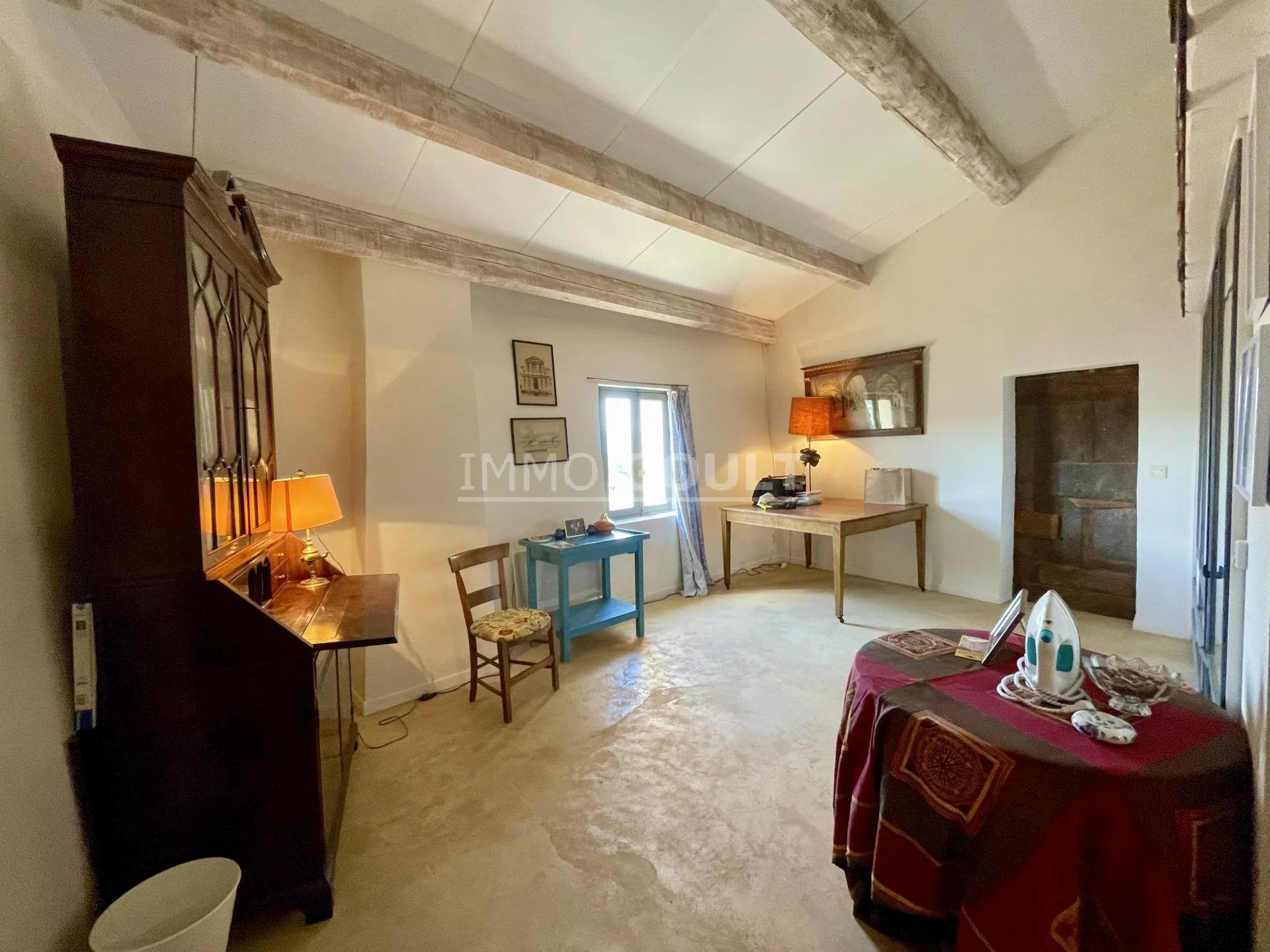 For sale in Roussillon