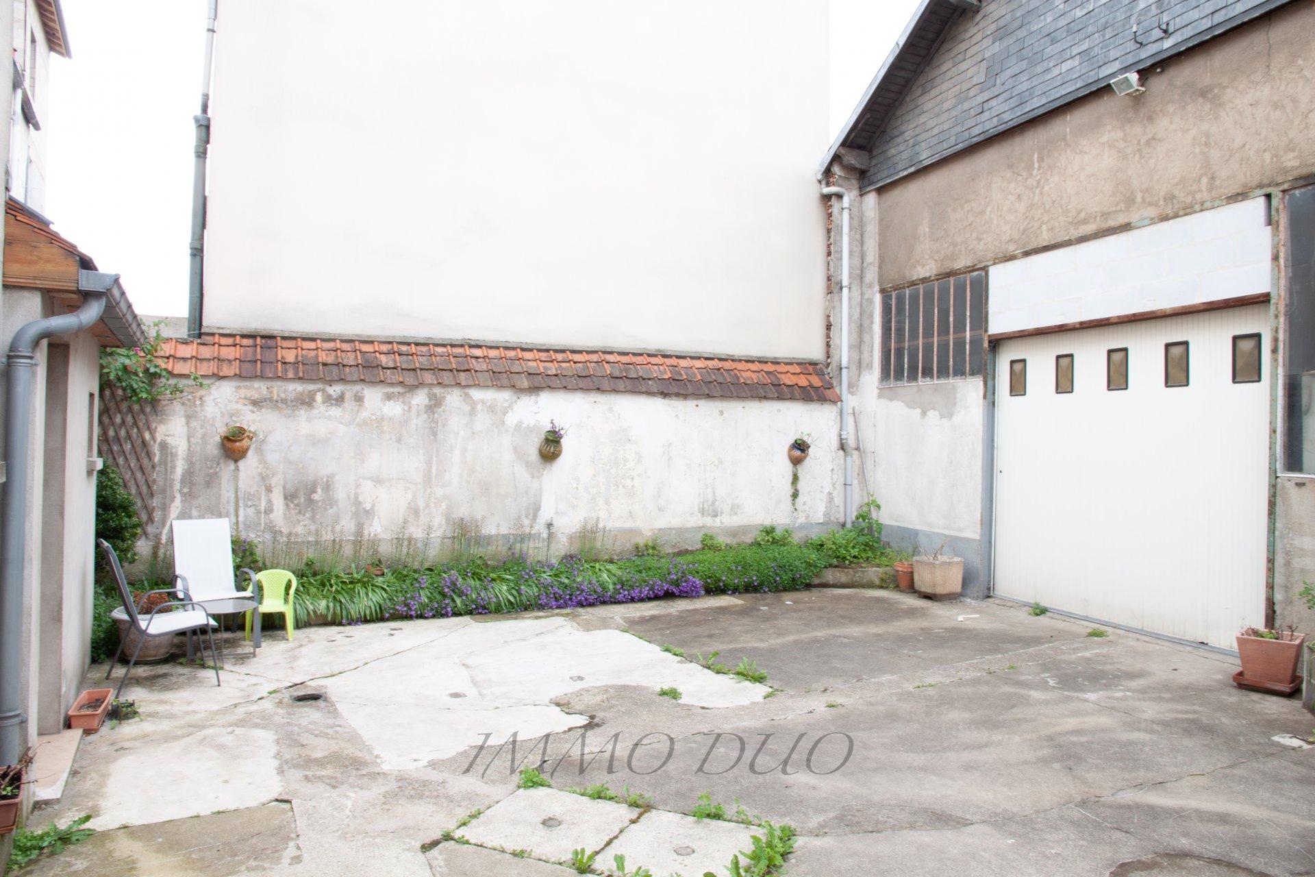 GAGNY 97m2 + terrasse 60m2