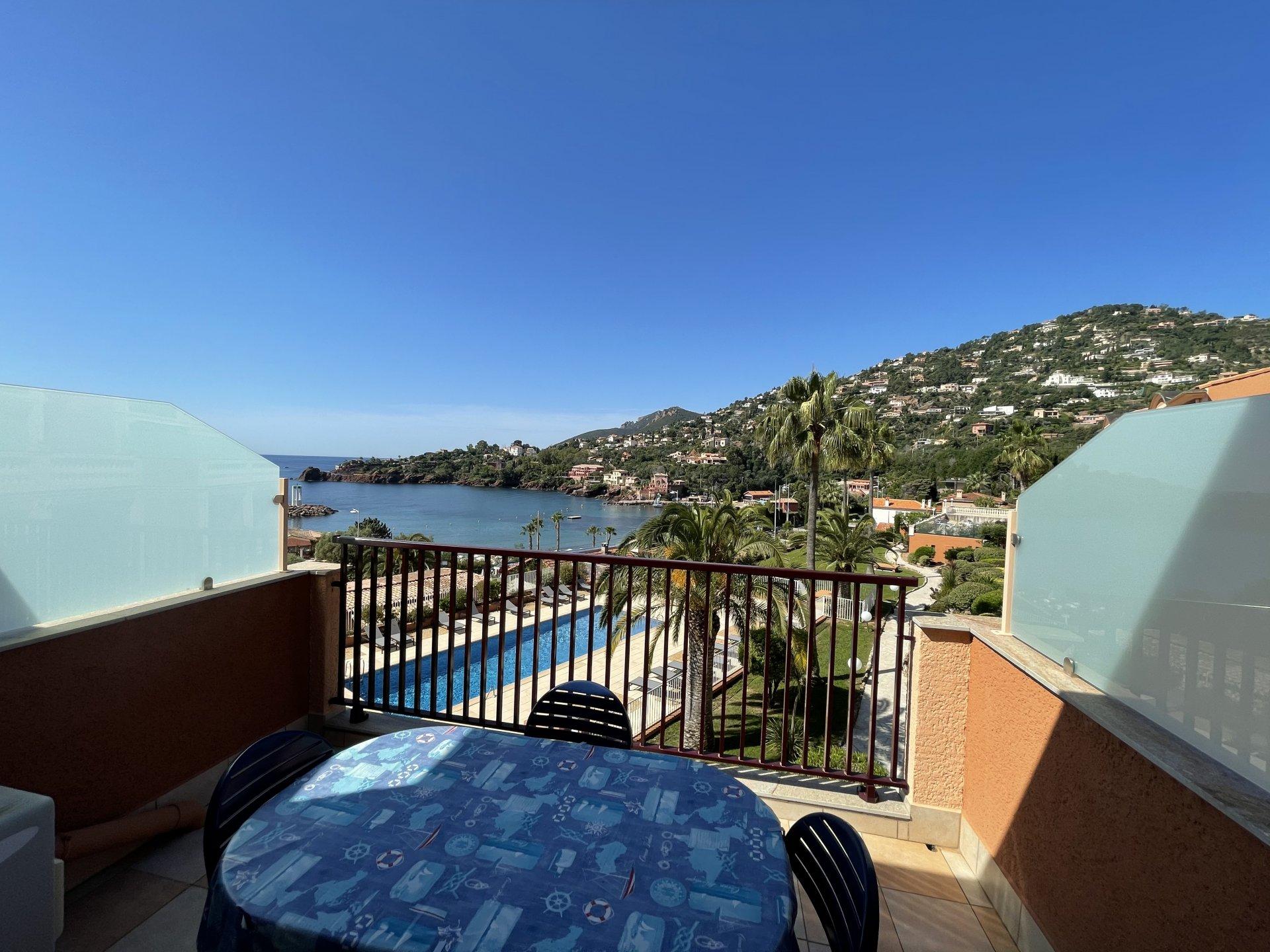 Apt 2 pièces duplex terrasse 36,80 m² et terrasse