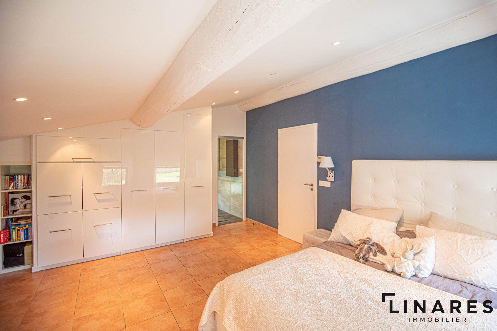 Sale Villa - Marseille 12ème Les Trois-Lucs