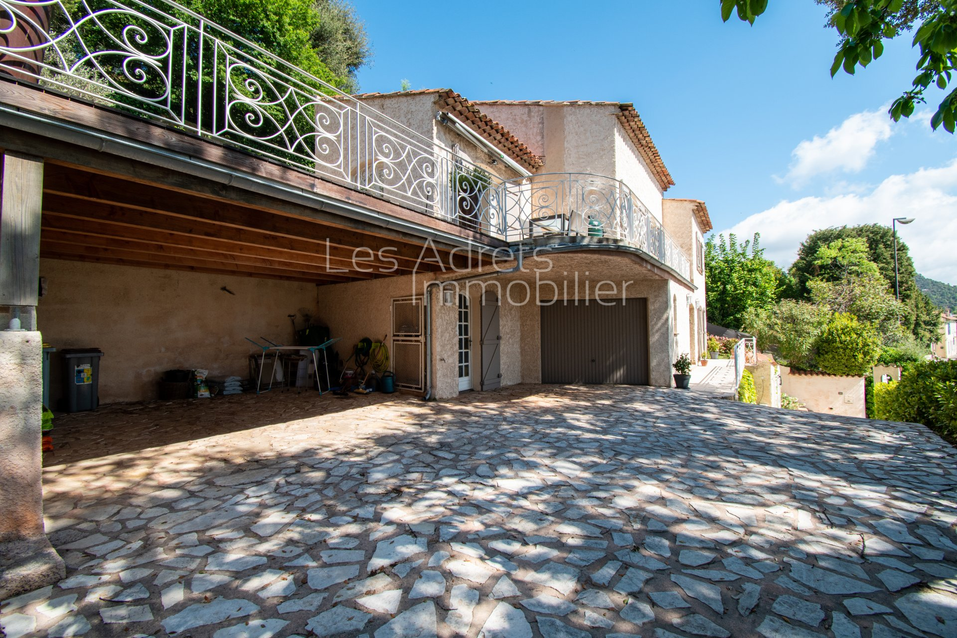Vente Villa Les Adrets-de-l'Estérel