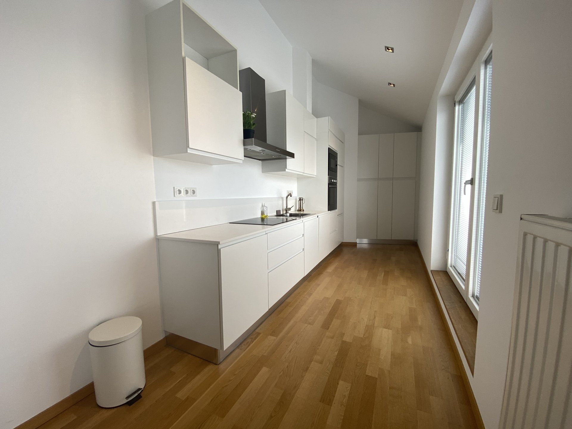 Penthouse à louer Luxembourg-Hollerich